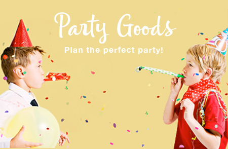 Buy Party Supplies Online Free Shipping on Orders over $30