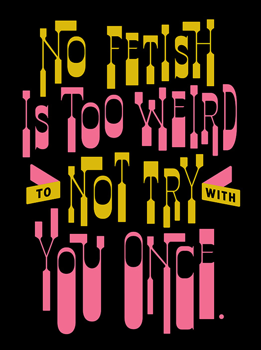 no fetish too weird Card Valentine\u0027s Day Greeting Card justWink