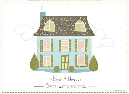 New Address (Postcard) - American Greetings