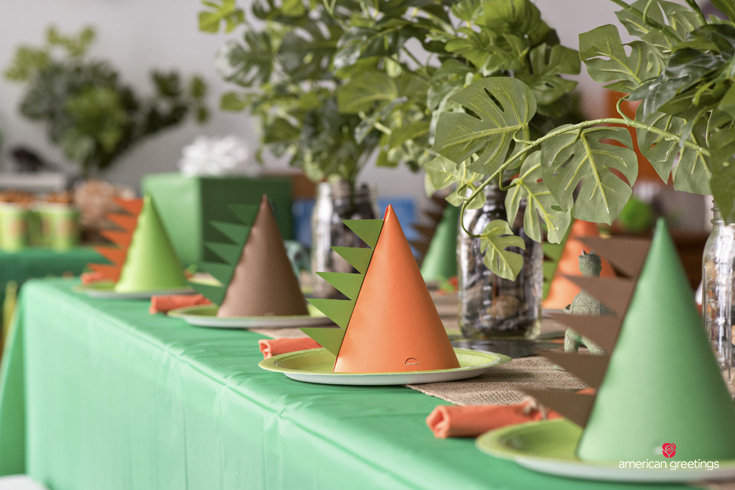 Dinosaur Birthday Party Ideas - Inspiration