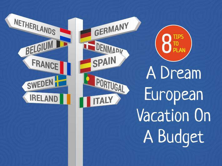 How To Plan Europe Trip On A Budget TripHobo