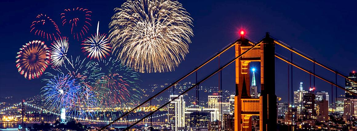 Venues To Behold San Francisco New Years Eve Fireworks Triphobo