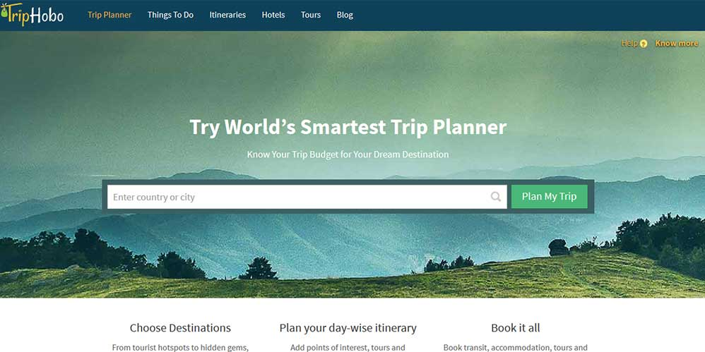Vacation Planner Plan a Trip Itinerary Planner Travel - travel itinerary template