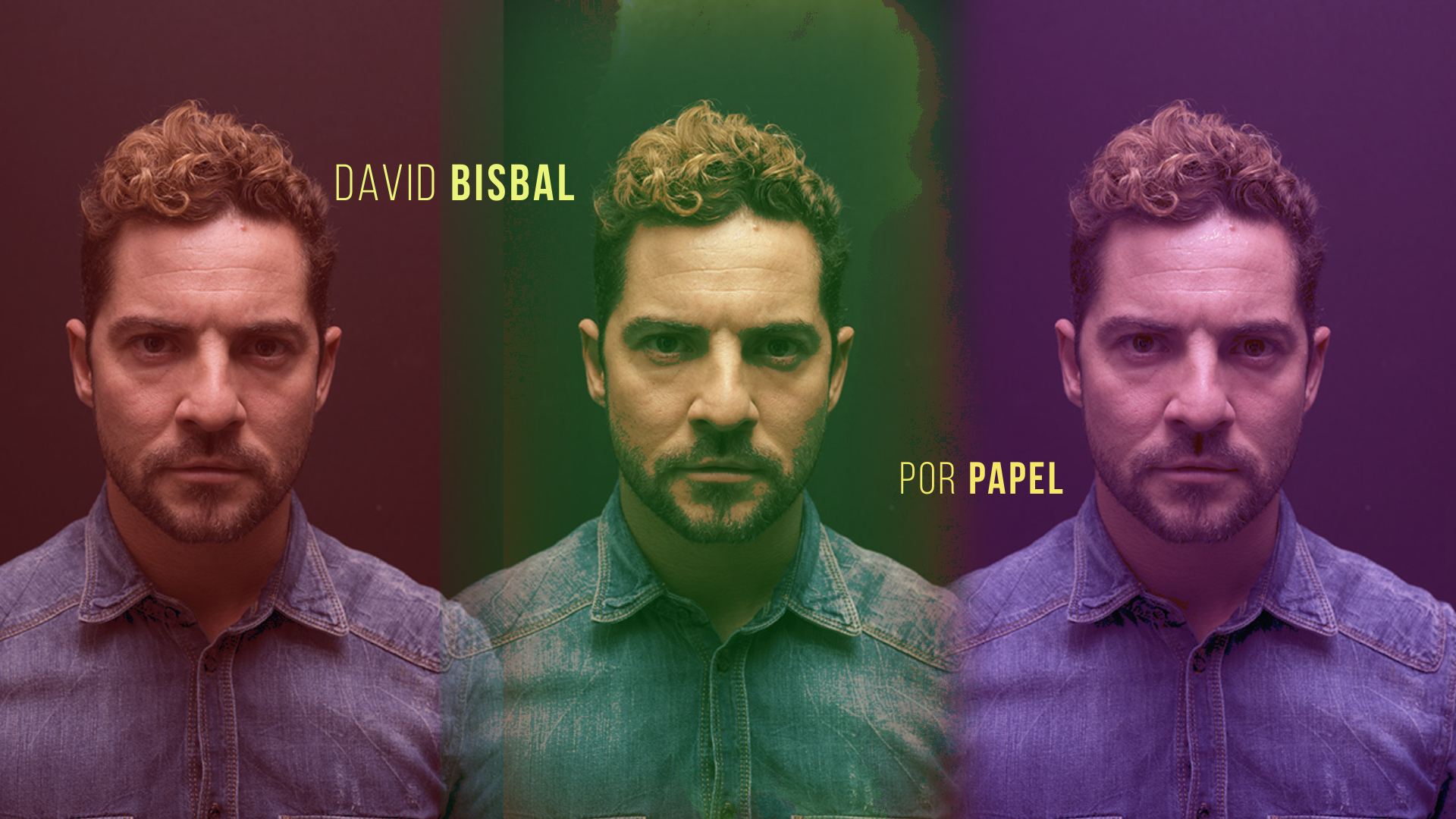 La Voz Libre David Bisbal Video