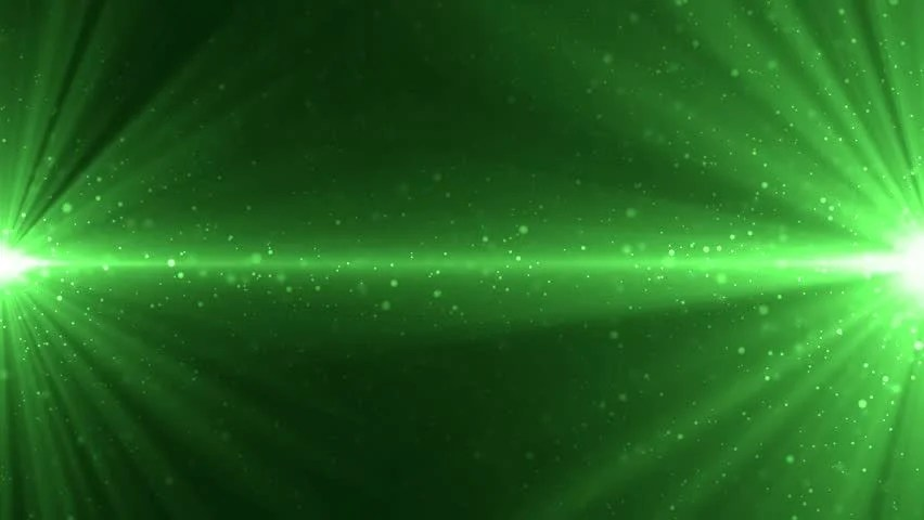 3d Moving Wallpapers For Mobile Animation Green Background With Rays Stock Footage Video