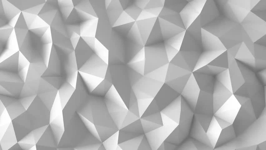 3d Colour Wallpaper Free Download White Low Poly Abstract Background Seamlessly Loopable