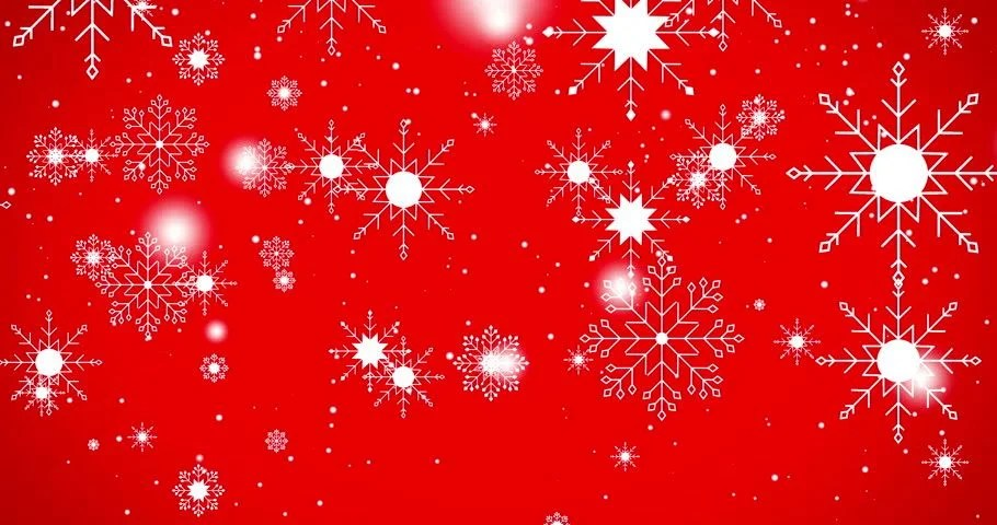 Snow Falling Video Wallpaper Christmas Motion Background Texture Of Stock Footage