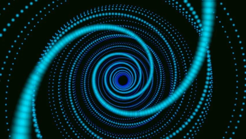 Abstract Cgi Motion Graphics and Stock Footage Video (100 Royalty