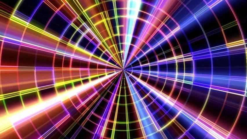 3d Rainbow Psychedeli Wallpaper Electro Music Background Www Pixshark Com Images