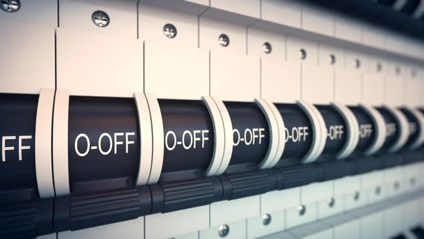 New Type Trip Switch Fuse Stock Footage Video (100 Royalty-free