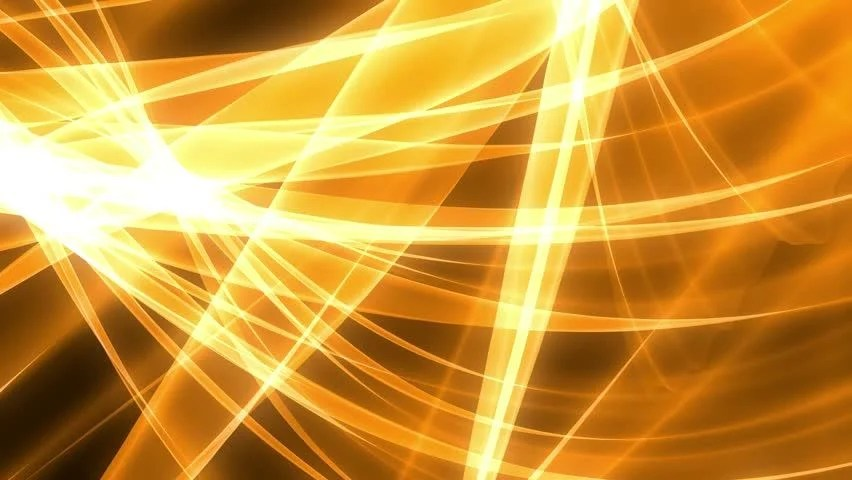 Green 3d Wallpaper Hd Abstract Gold Animation Background Stock Footage Video