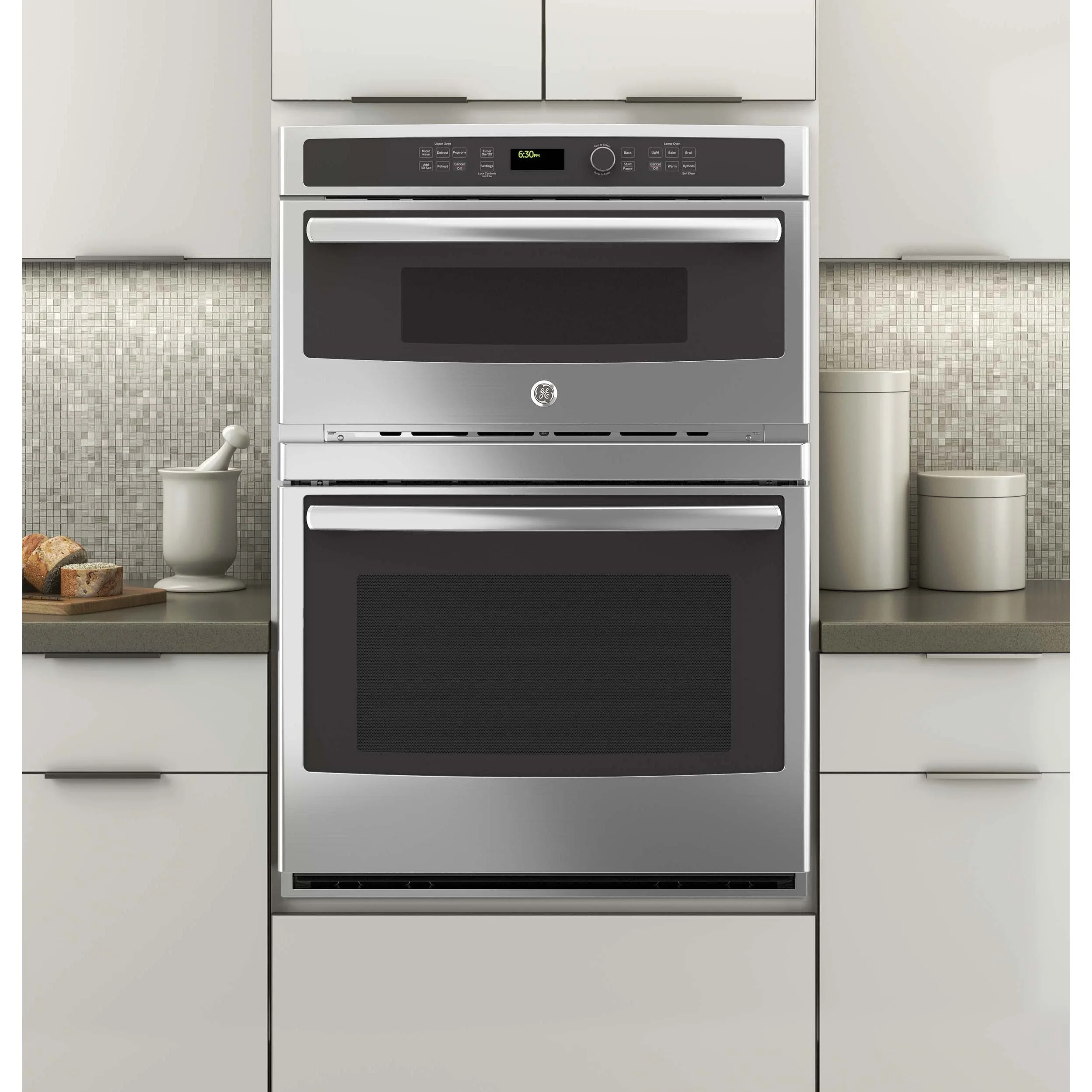 30 Wall Ovens Ge Profile 30 Inch Combination Wall Oven Microwave