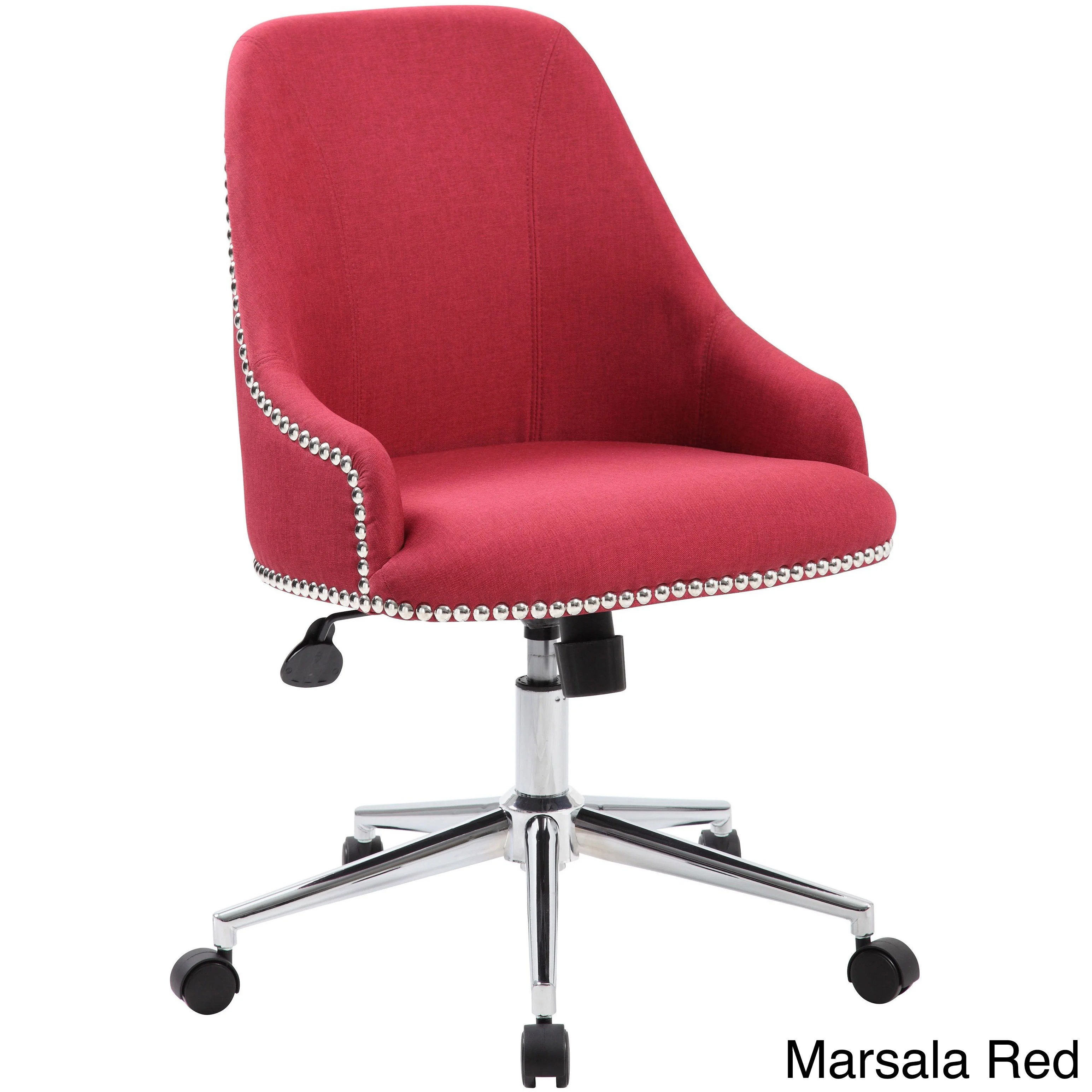 Möbel Boss Big Sofa Swing Shop Boss Carnegie Desk Chair Free Shipping Today Overstock