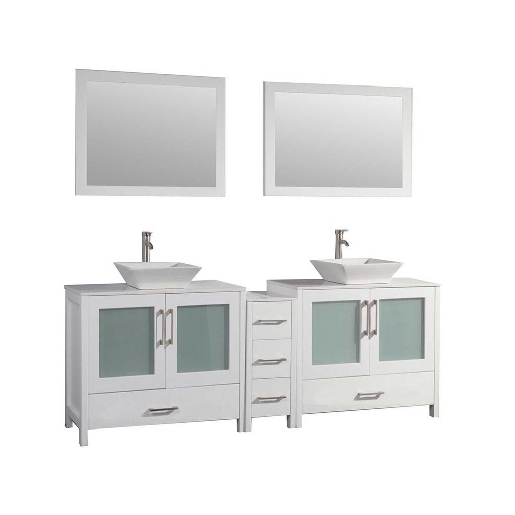 Bathroom Vanity 72 Double Sink Jordan 72