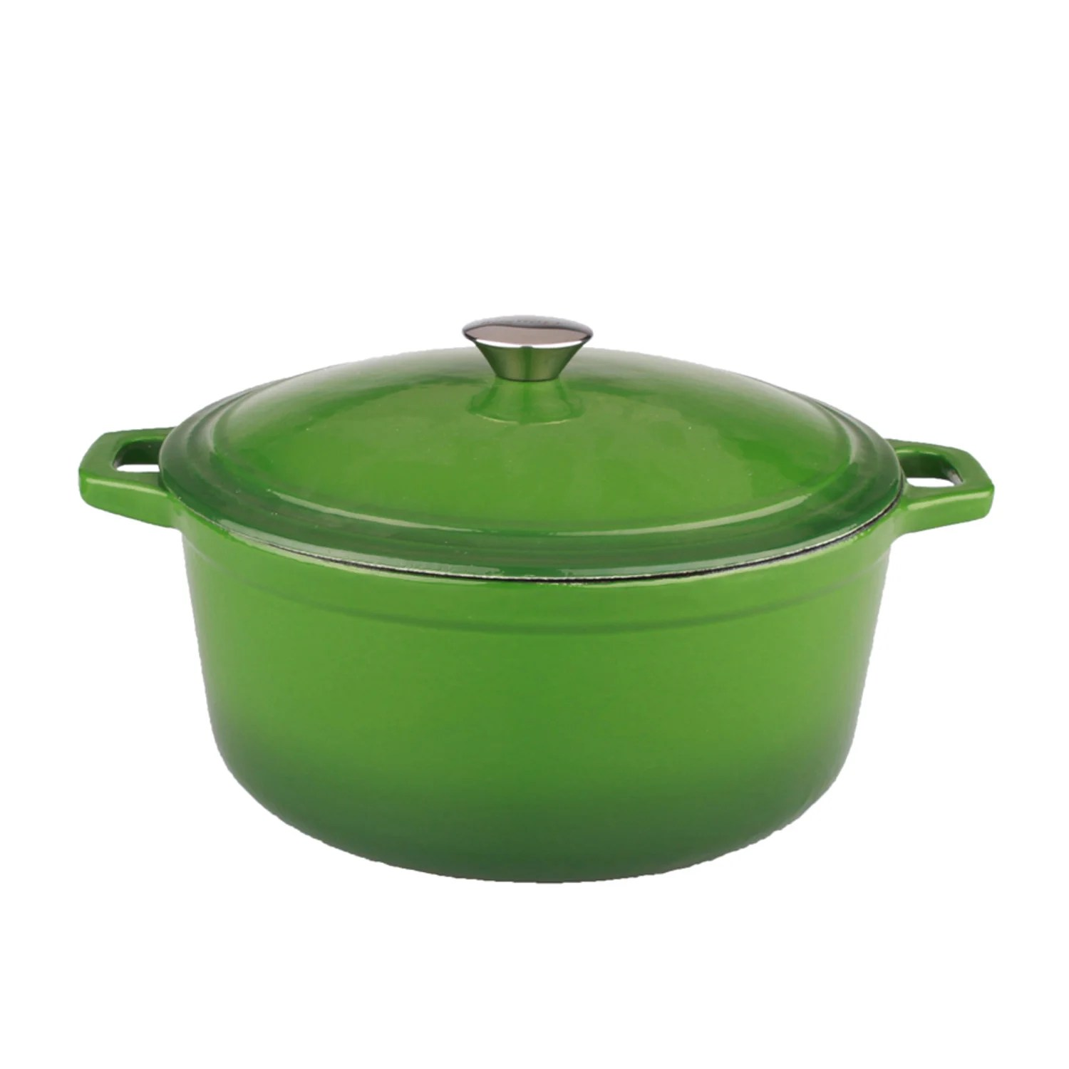 Cast Iron Casserole Dish Neo 5 Quart Green Cast Iron Oval Covered Casserole Dish