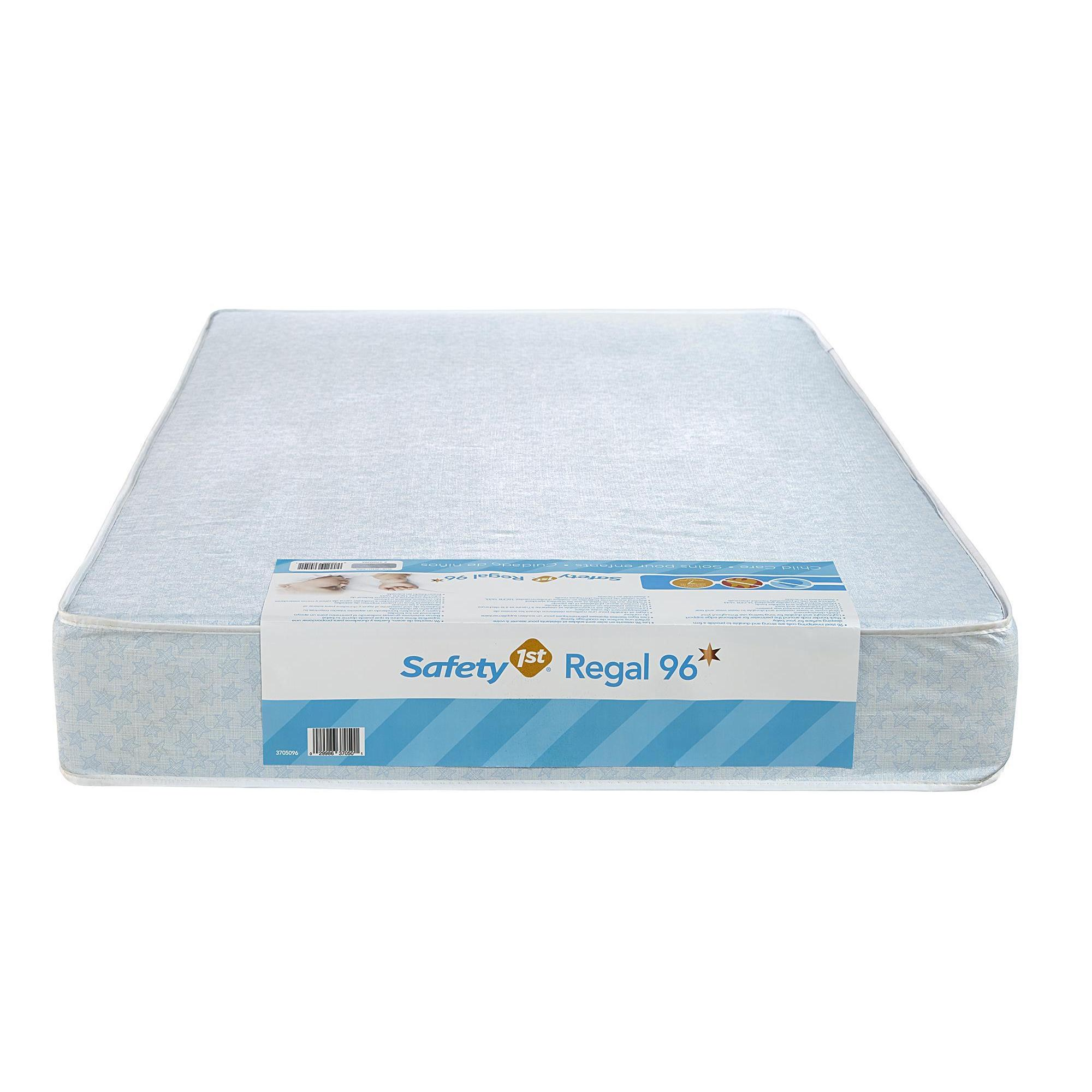 Baby Regal Dhp Safety First Regal 96 Blue Baby Mattress