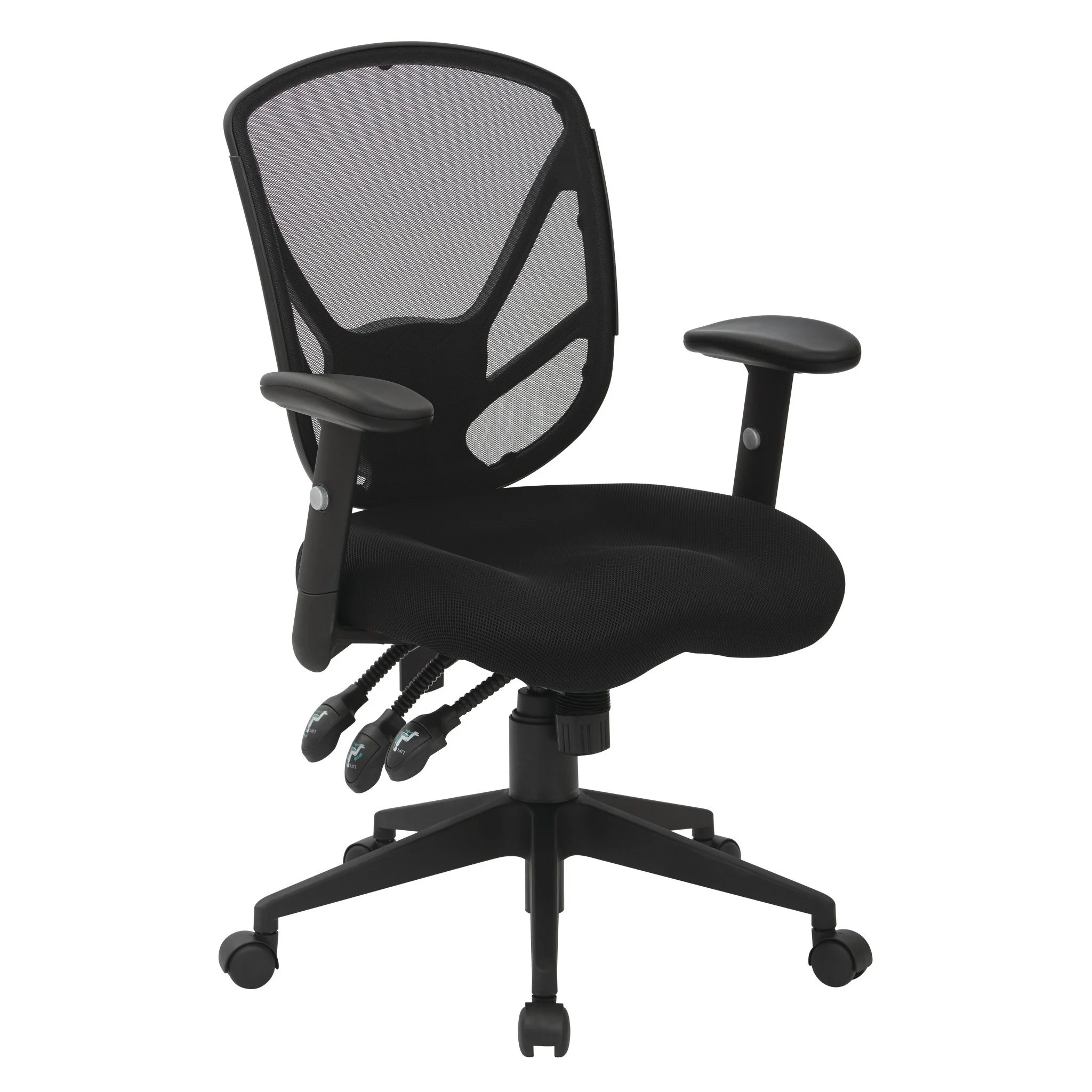 Saddle Office Chair Office Star Black Office Chair With Saddle Seat Design