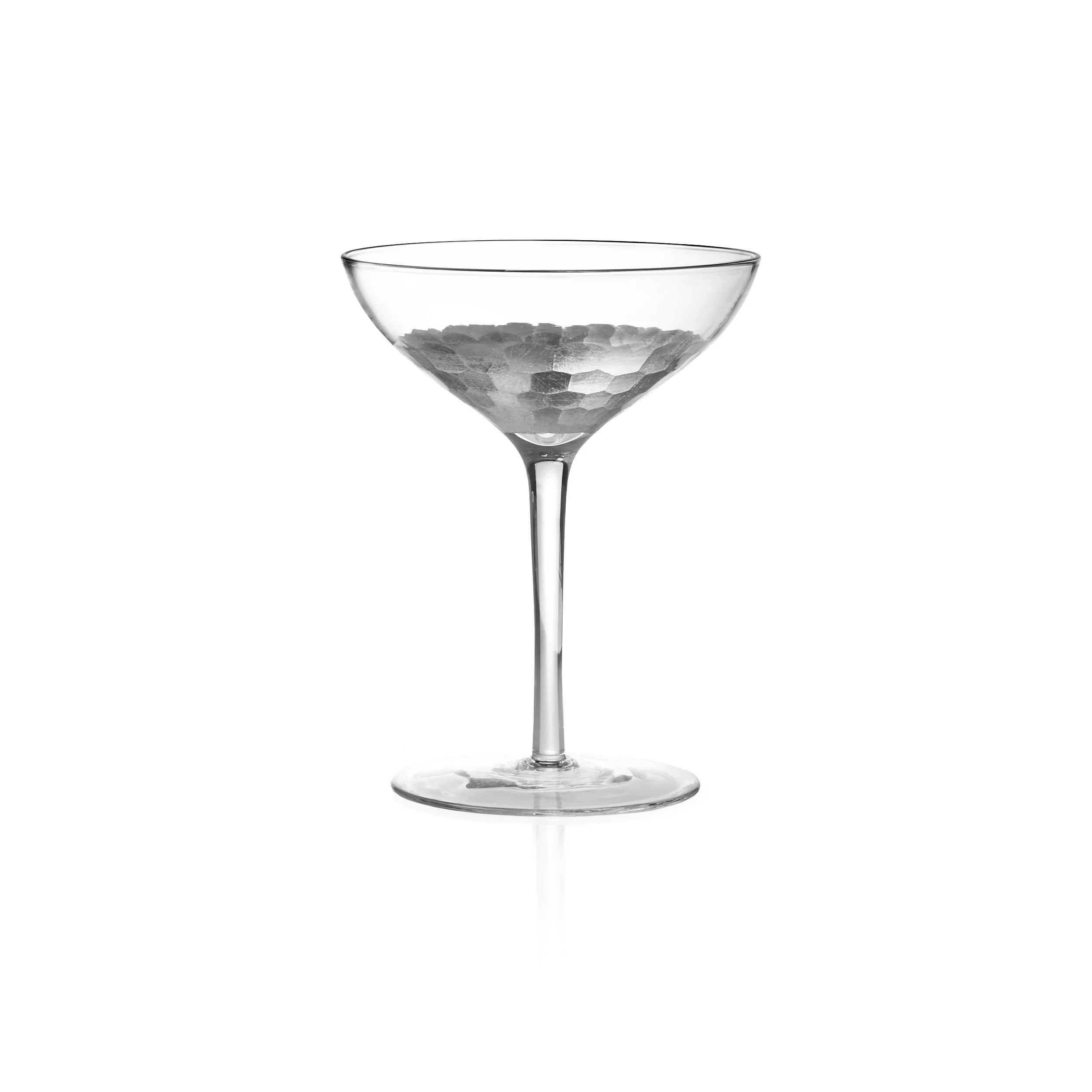 Champagne Coupe Fitz And Floyd Daphne 10 Ounce Champagne Coupes Set Of 4