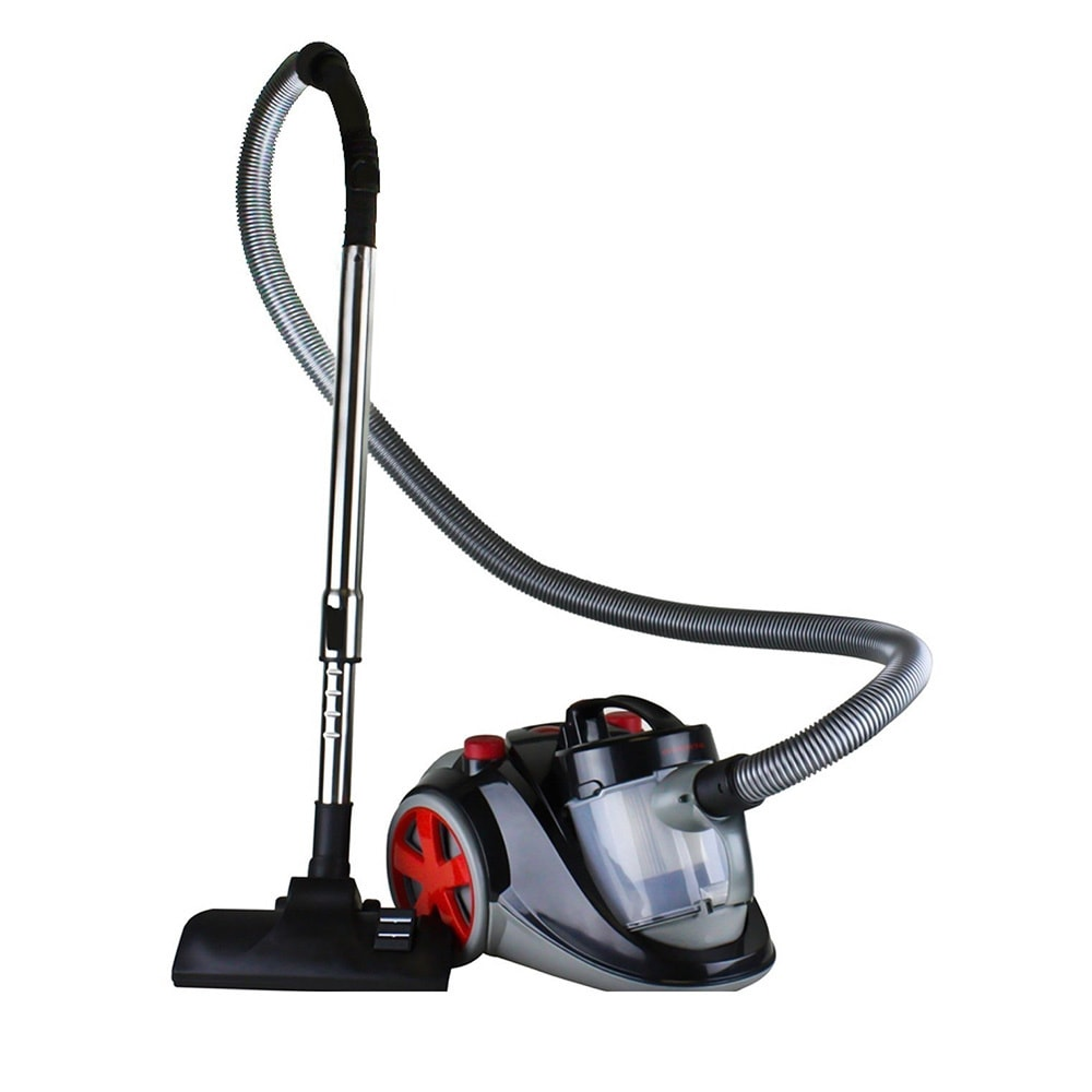 Sofa Vacuum Cleaner Brush Ovente St2010 Featherlite Cyclonic Vacuum With Hepa Filter And Sofa Brush