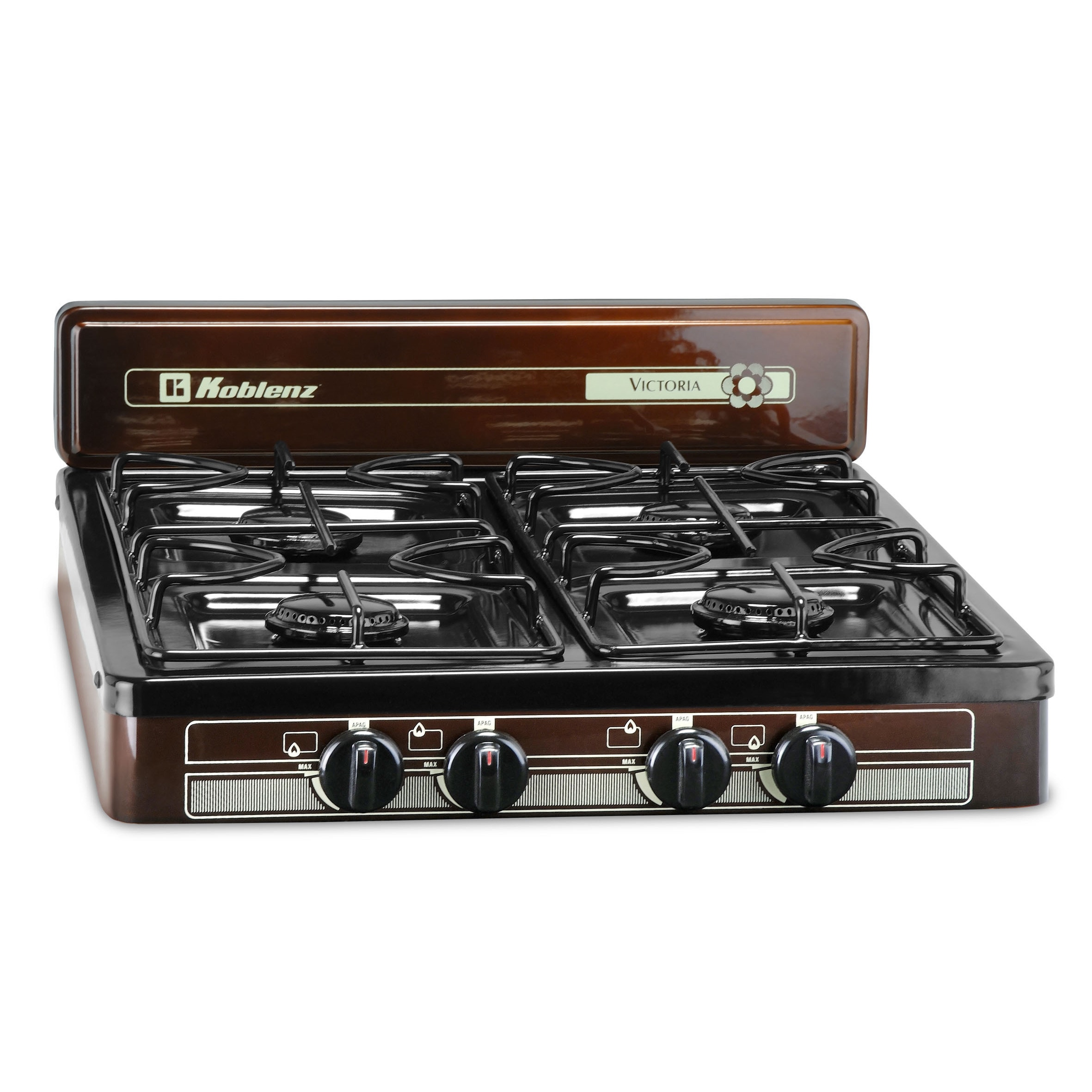 Copy Shop Koblenz Koblenz 4 Burner Steel And Porcelain Outdoor Stove Top