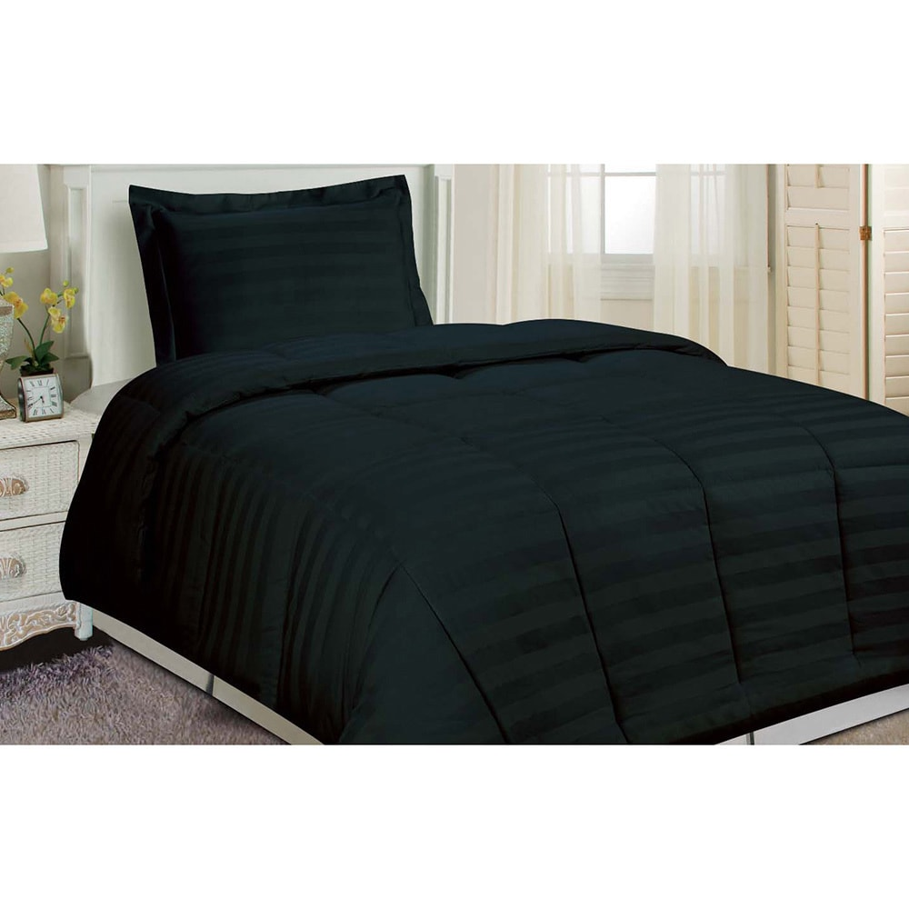 Damask Duvet Damask Stripe 3 Piece Duvet Cover Set