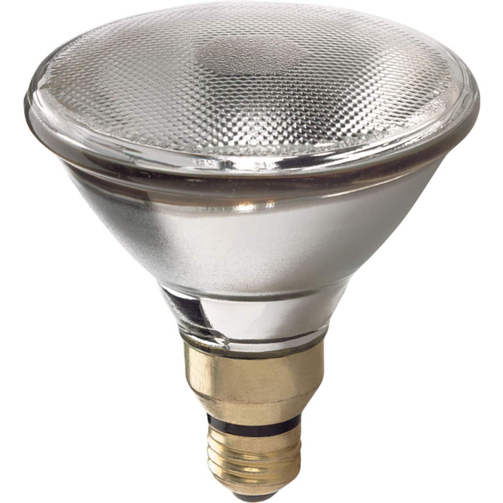 Halogen Spotlight Bulbs Ge Halogen Light Bulb 90 Watts 1790 Lumens Spotlight Par38 Medium Base E26 White 1 Pk
