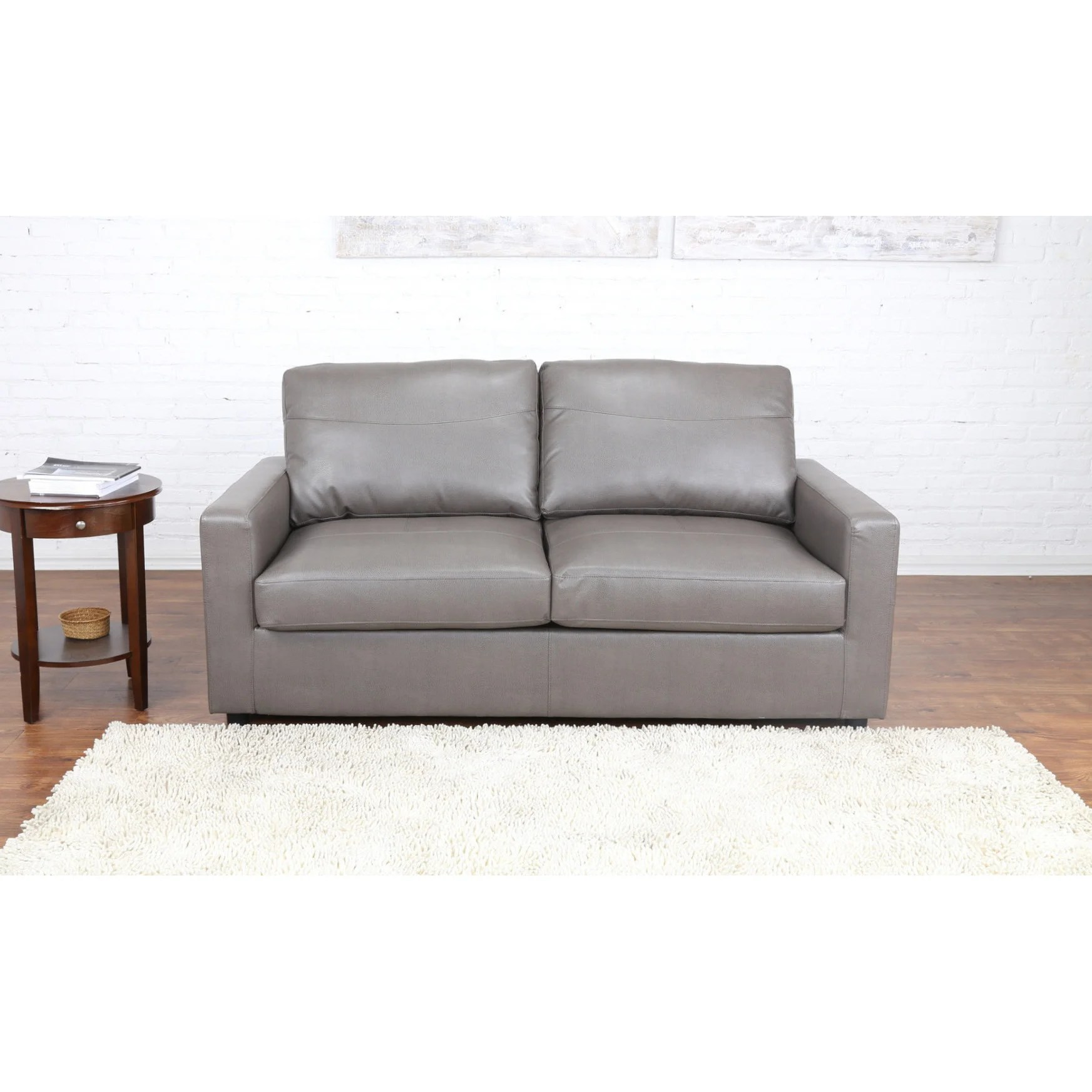 Sofa Bed Guest Room Ideas Bonded Leather Sleeper Pull Out Sofa And Bed