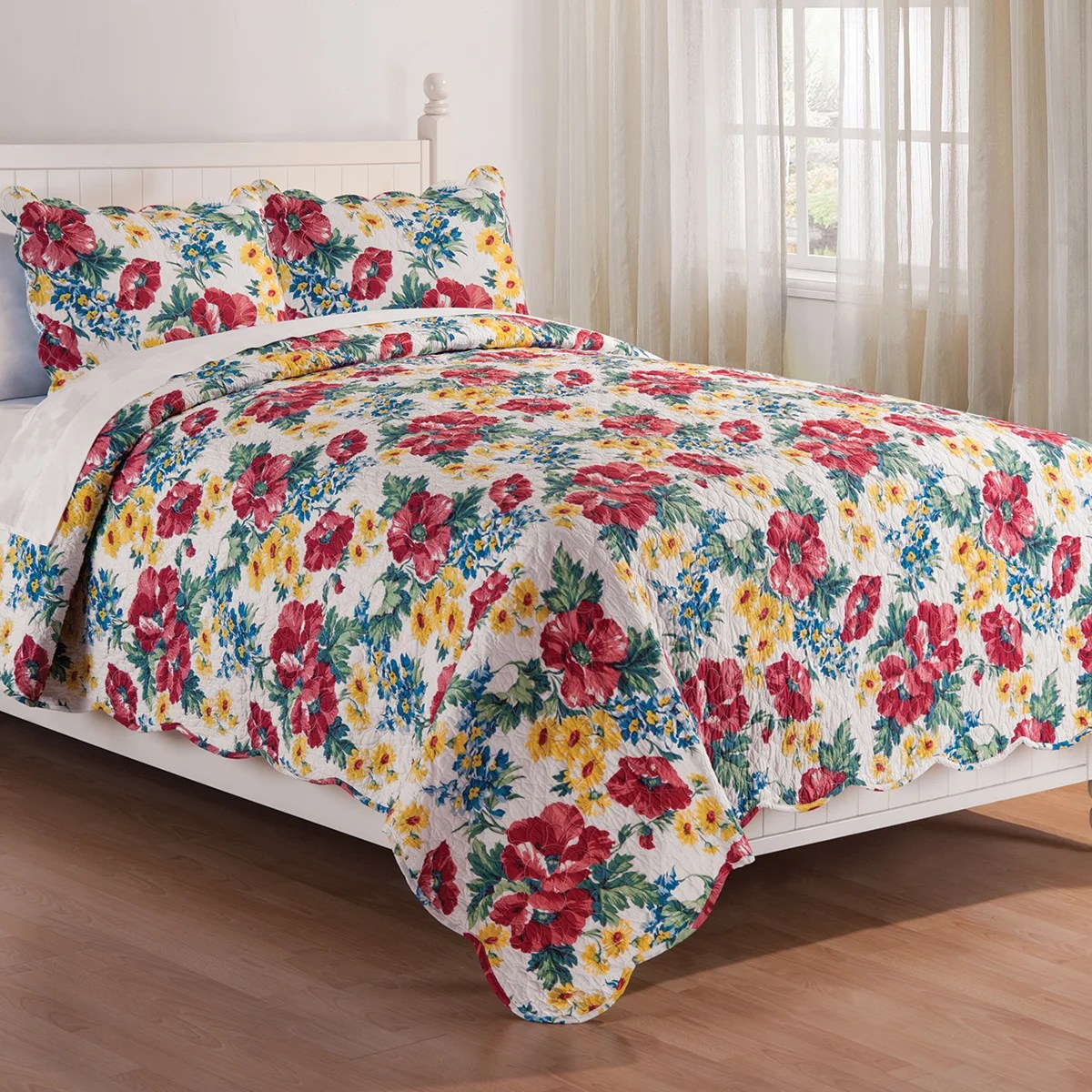 Coverlets For Sale Madeline Cotton Quilt Set