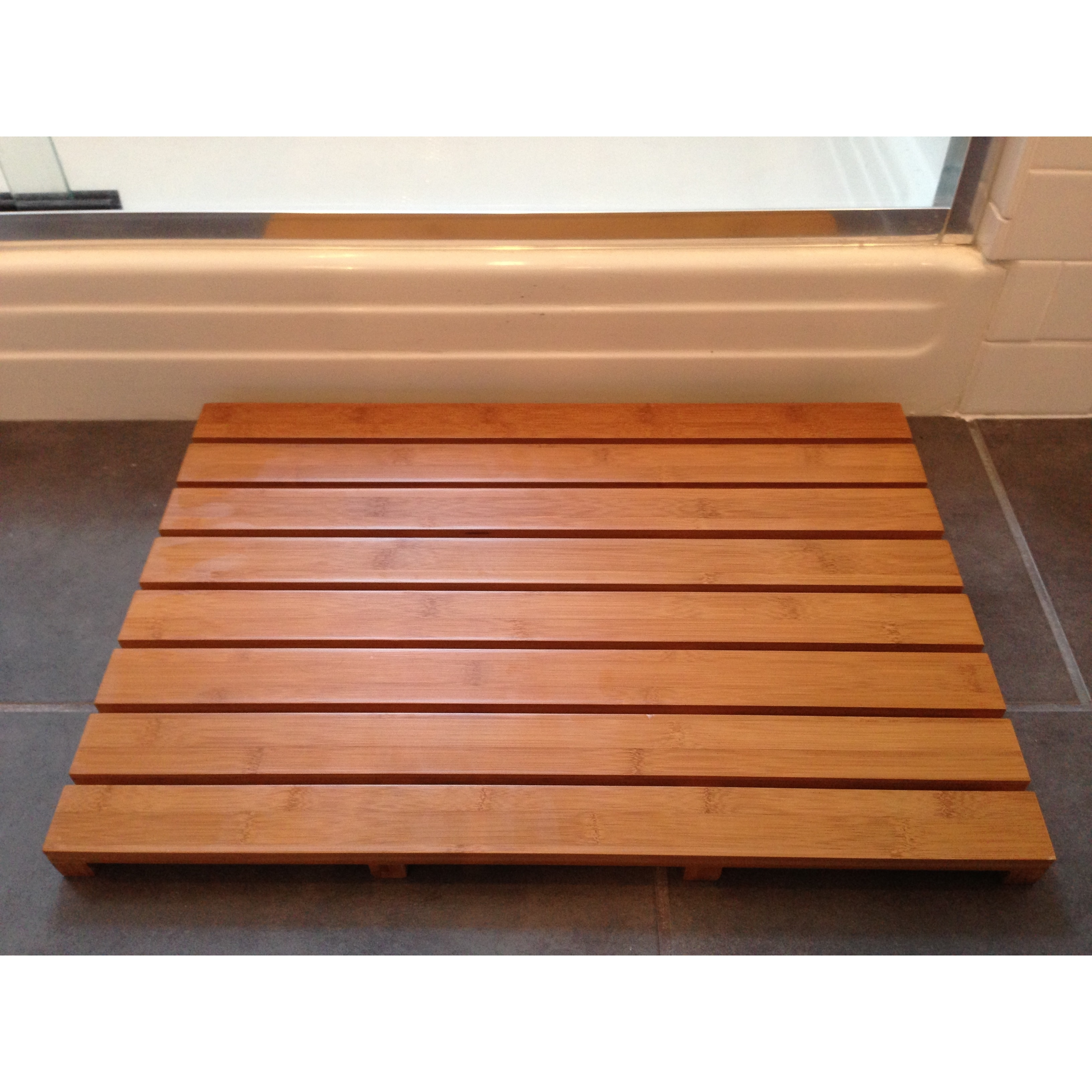 Sauna 24 Jani Bamboo Bath And Sauna Mat
