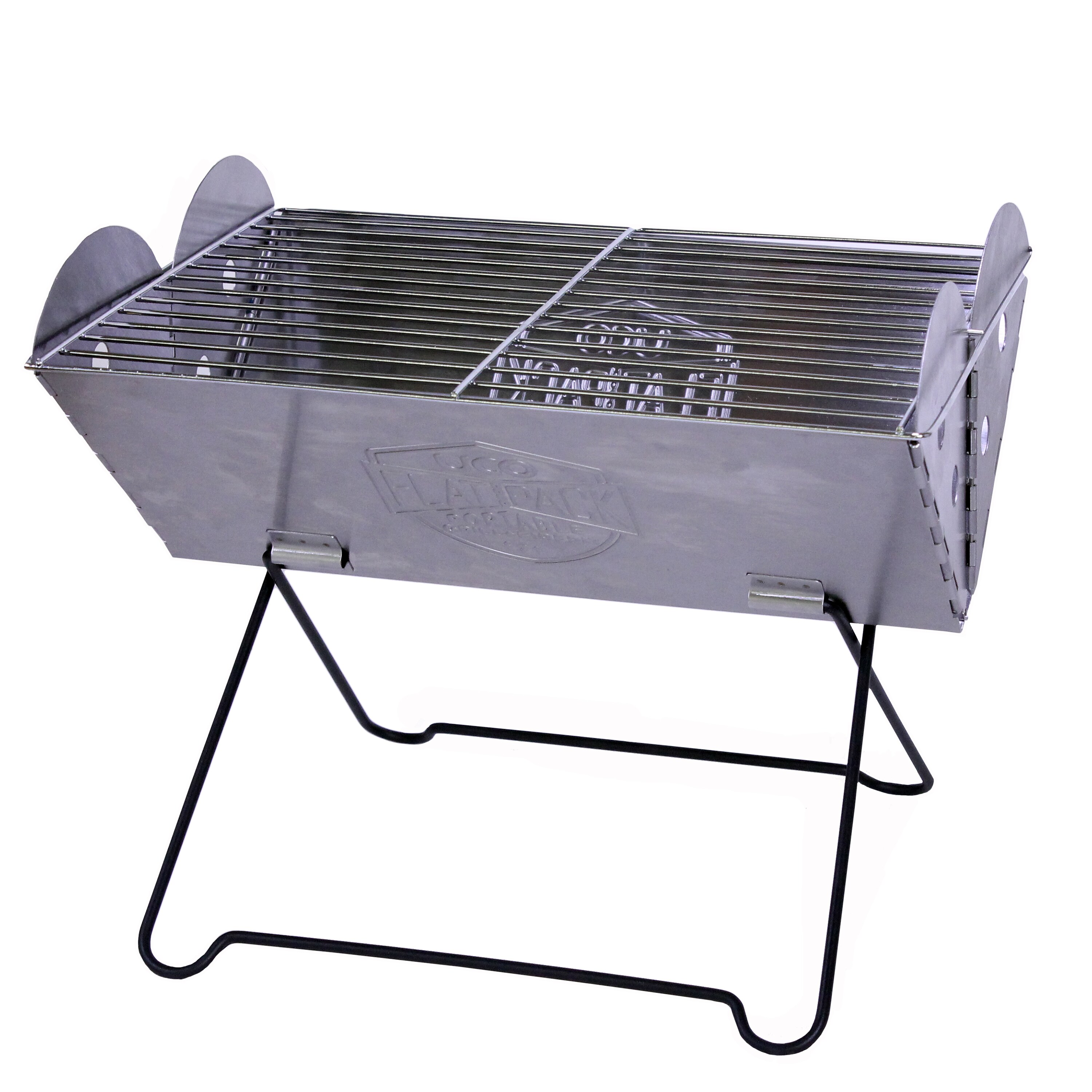 Flat Pack Outdoor Kitchens Uco Flatpack Grill And Firepit