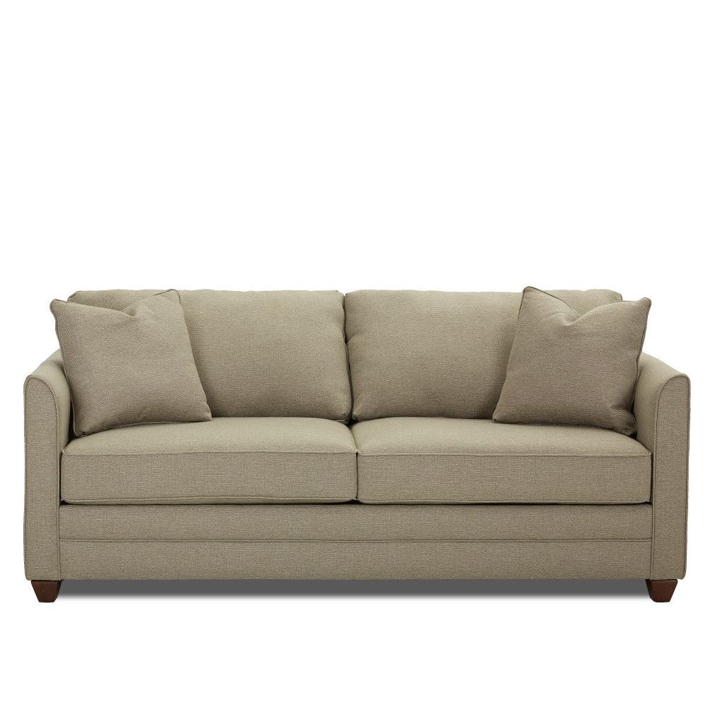 Sofa Queen Tilly Innerspring Queen Sleeper Sofa By Klaussner