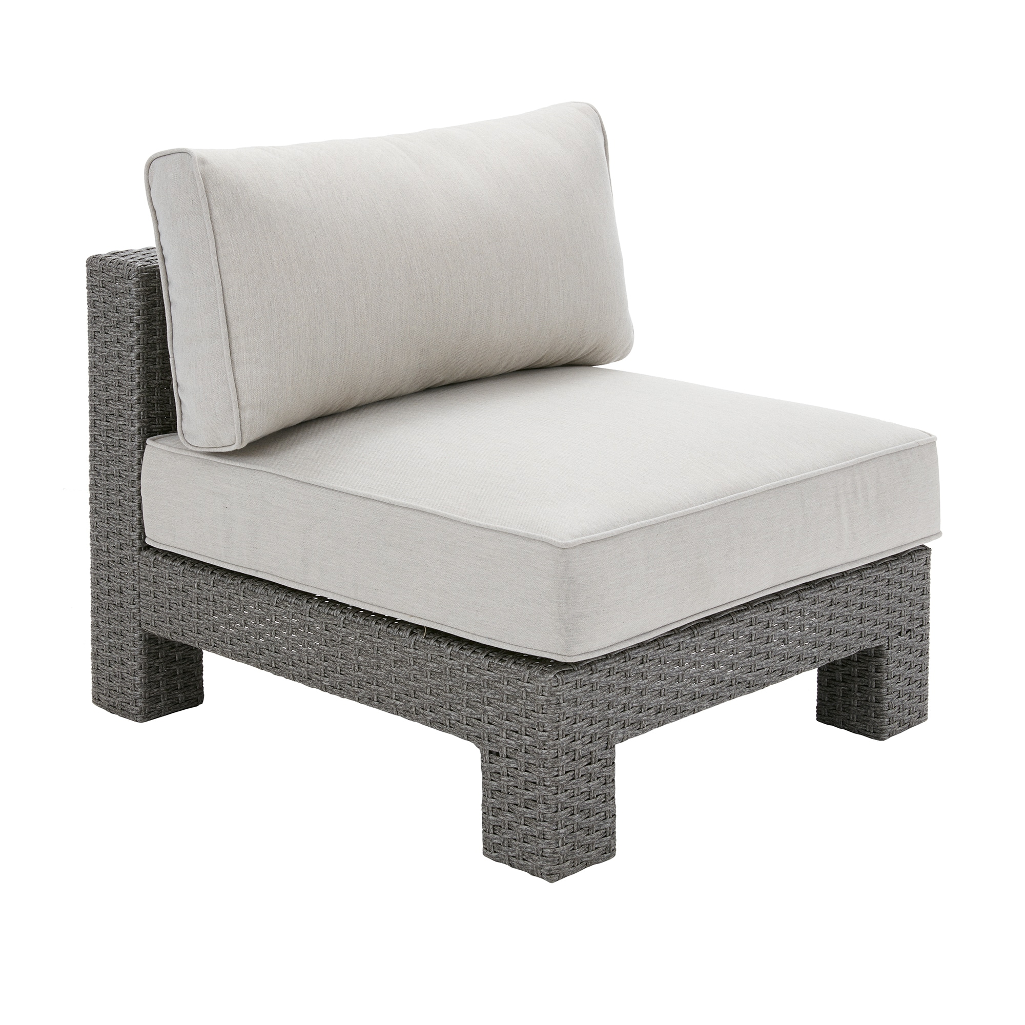Outdoor Lounge Madison Park Perry Light Grey Outdoor Lounge Chair