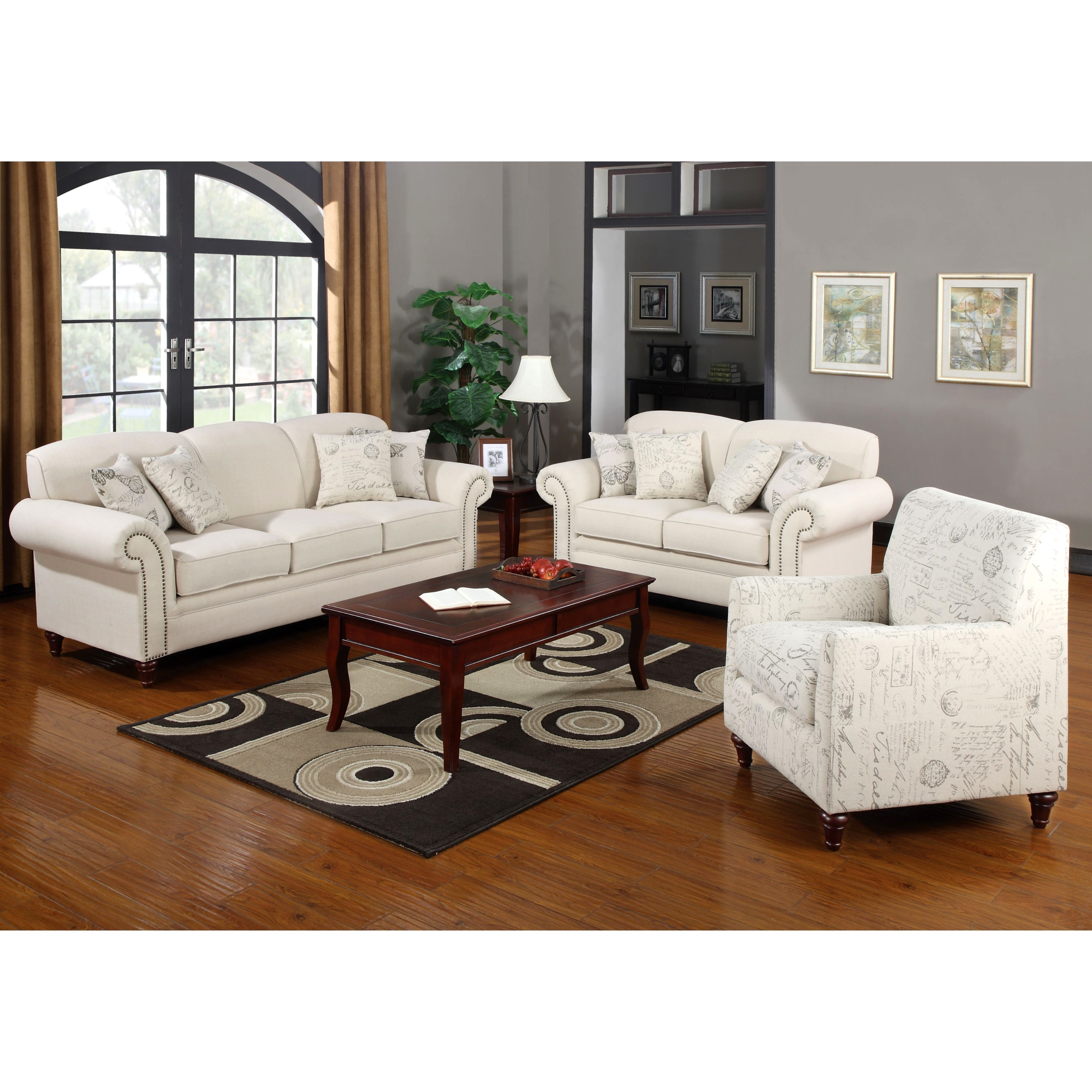 Living Room In French French Traditional Design Living Room Sofa Collection With Nailhead Trim