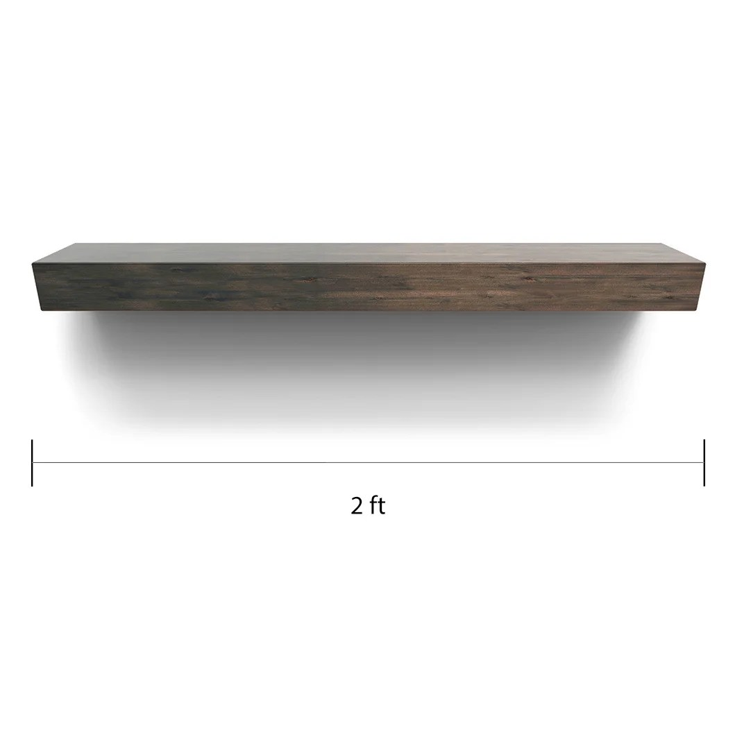 6 Ft Fireplace Mantel Rustica Hardware The Pale Rider Barn Grey Wood Mantel Shelf