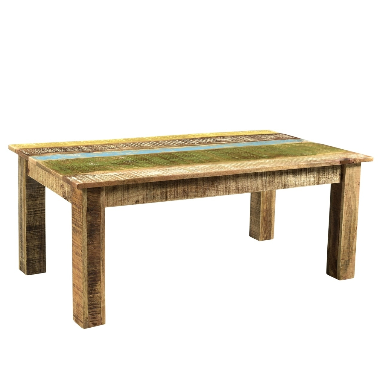 Solid Timber Coffee Table Timbergirl Suman Solid Mango Wood Coffee Table 46