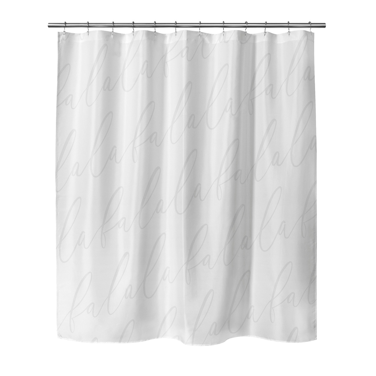 How To Make Shower Curtain Falala Shower Curtain By The Stylescape