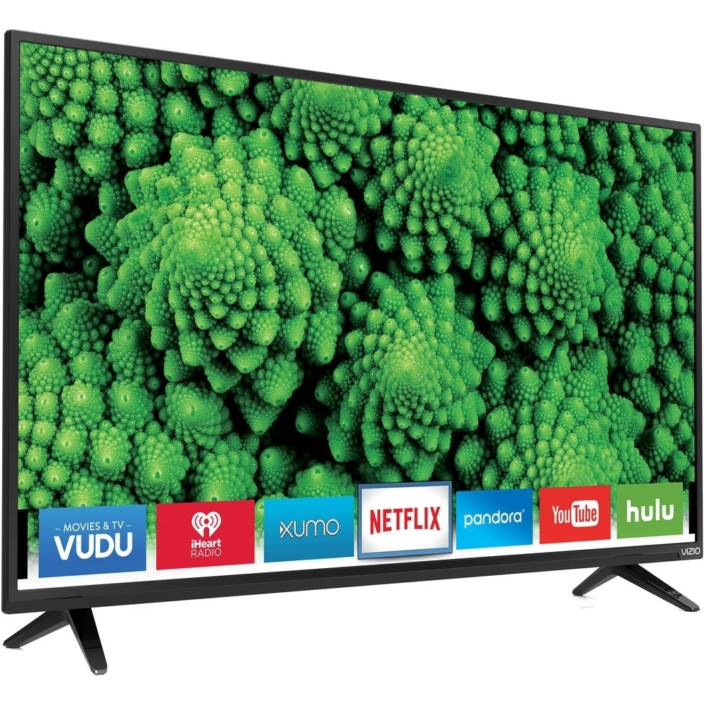 40 Inch Smart Tv Deals Vizio D40f E1 D Series 40 Inch Class Led Smart Hdtv Refurbished Black
