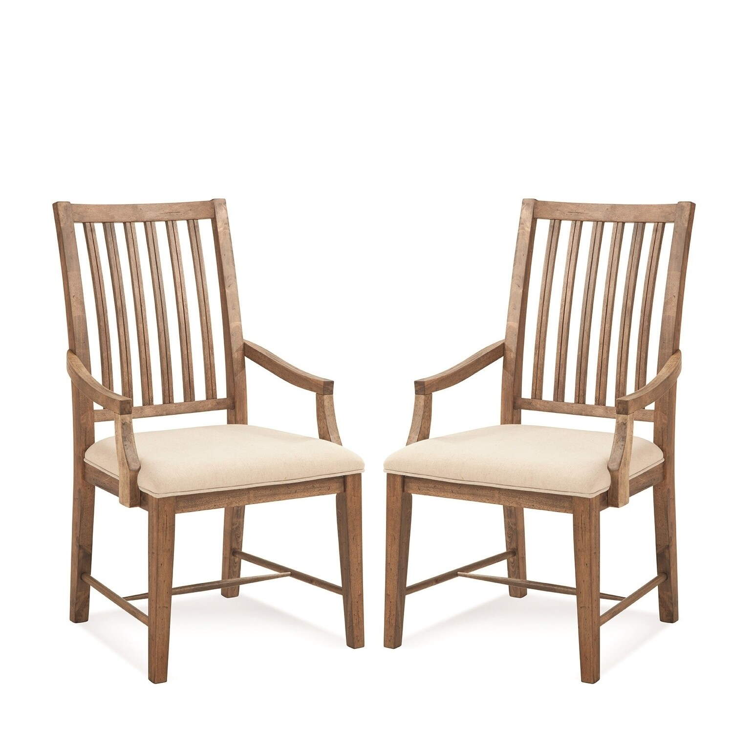 Arm Chairs South Mountain Farmhouse Arm Chairs Set Of 2