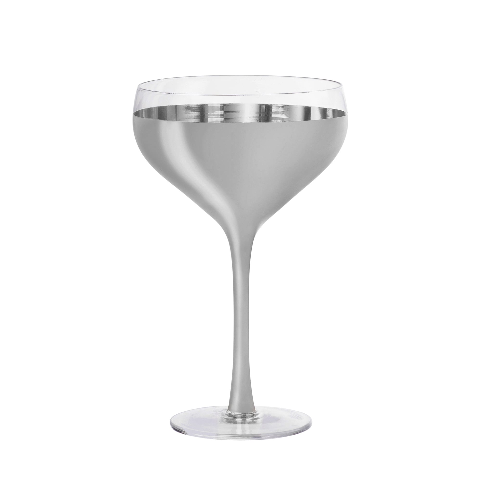 Champagne Coupe Elle Decor Cannes Set Of 4 Champagne Coupe