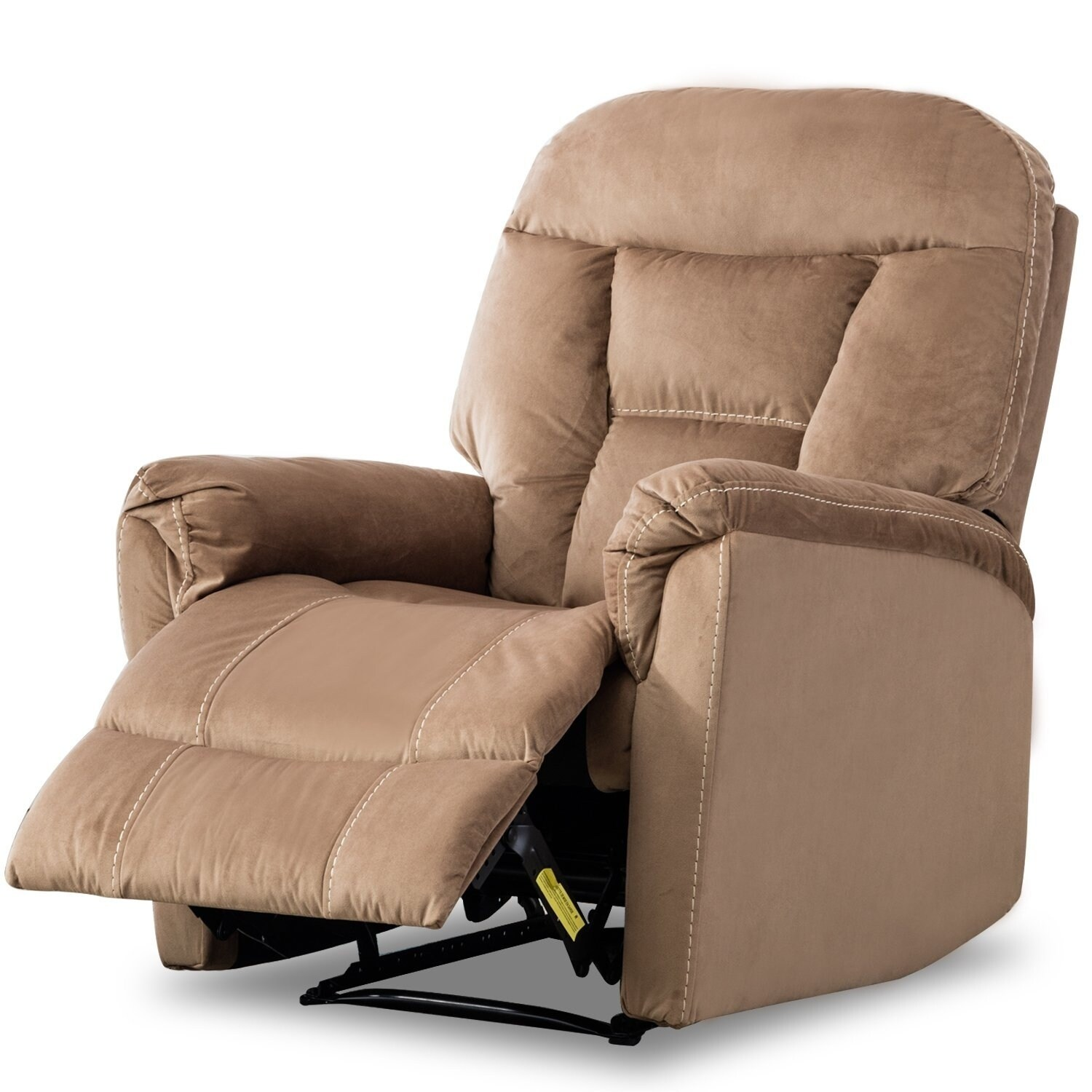 Modern Living Room Recliners Bonzy Manual Recliner Chair Modern Living Room Furniture Durable Fram Mocha
