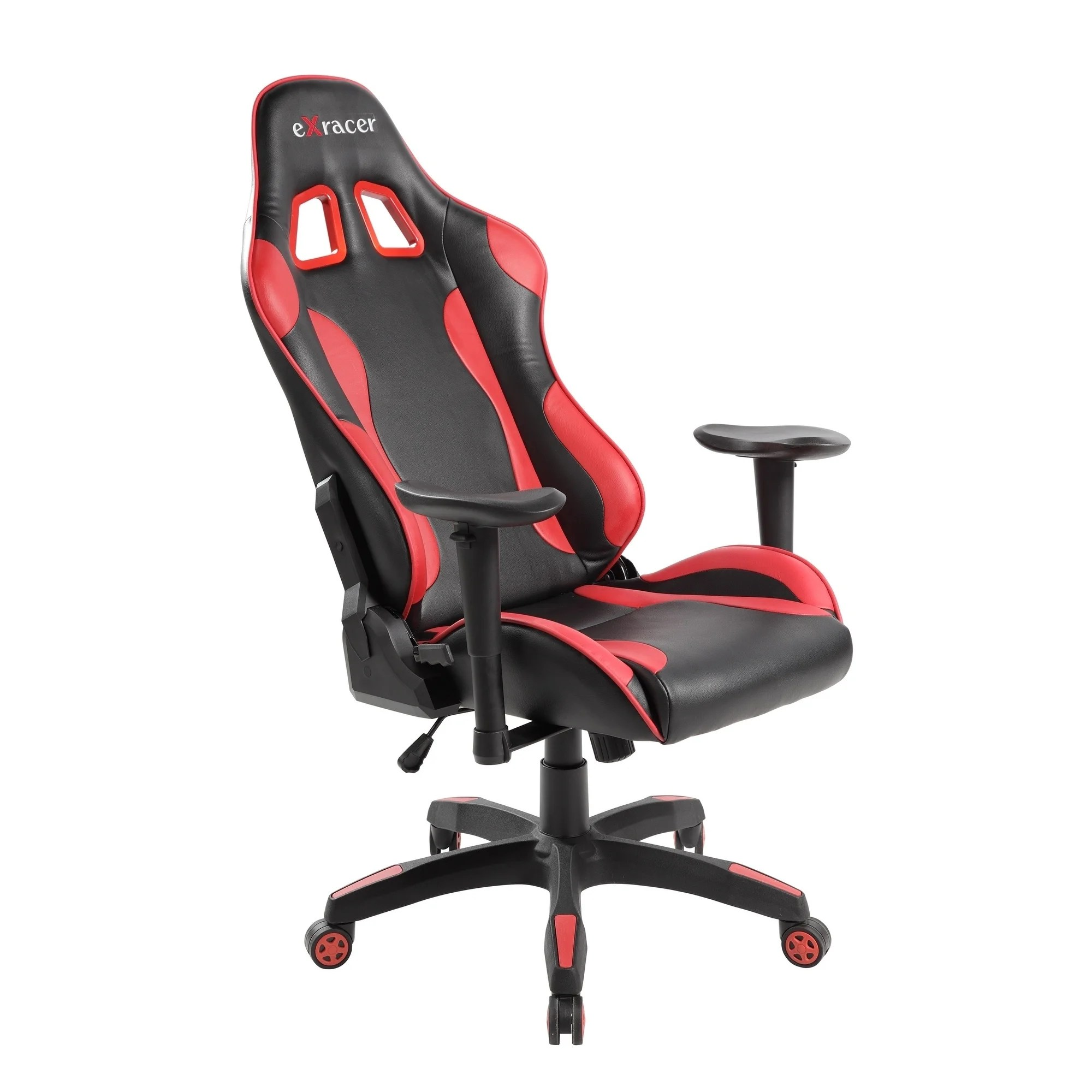 Computer Chair Ergonomically Correct Adjustable High Back Racing Ergonomic Gaming Computer Chair With Lumbar Support