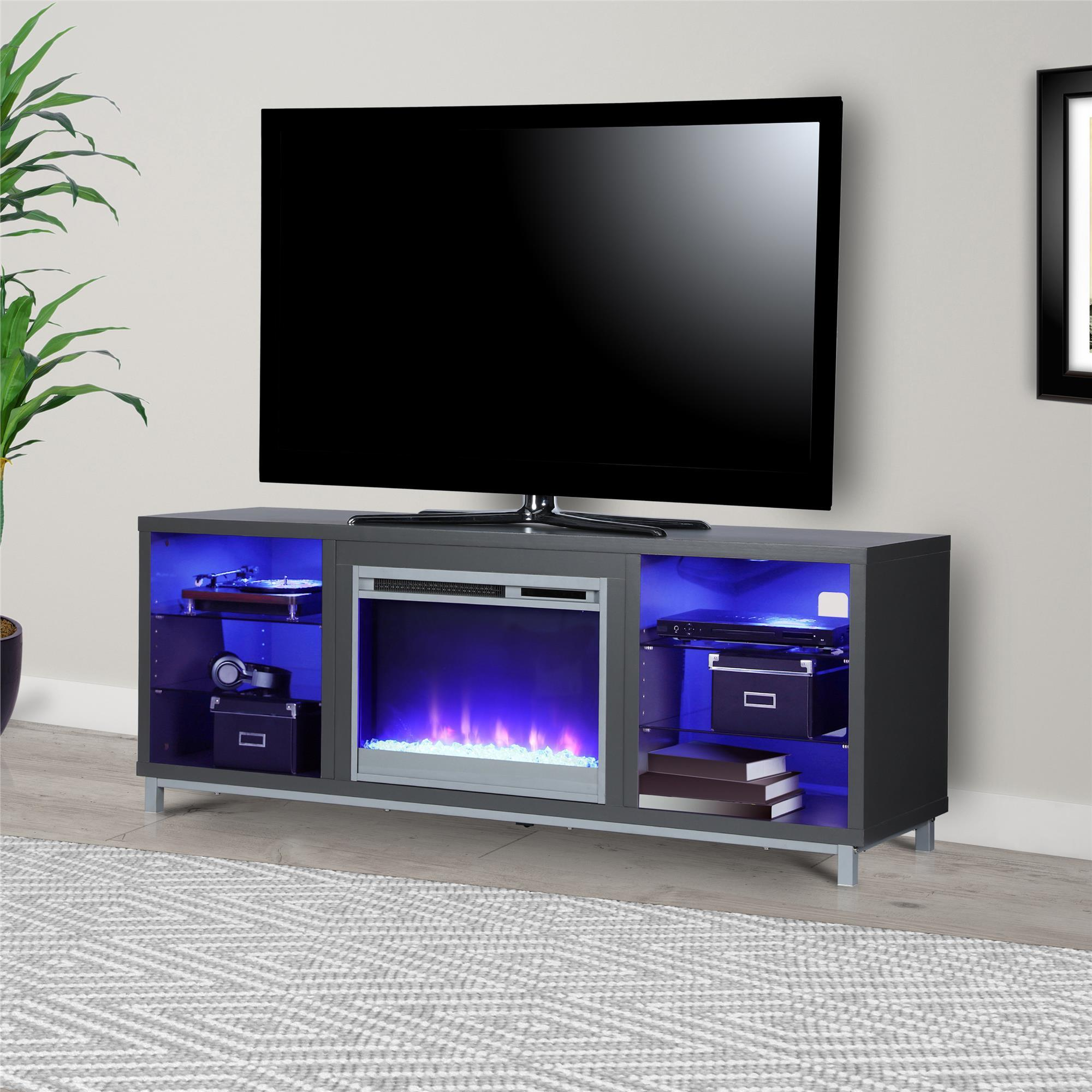 Fireplace Tv Combo Avenue Greene Westwood Fireplace Tv Stand For Tvs Up To 70 Inches Wide