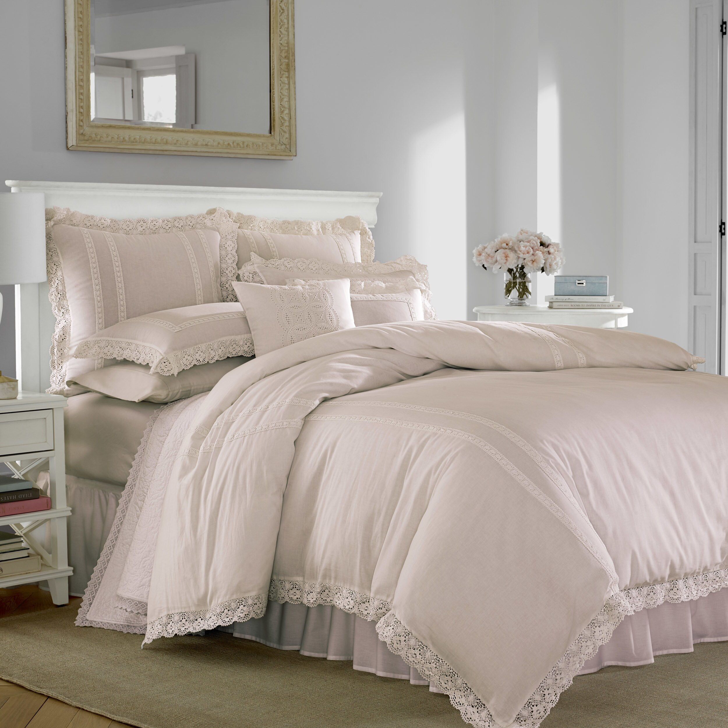 Pink Duvet Cover Laura Ashley Annabella Blush Pink Duvet Cover Set
