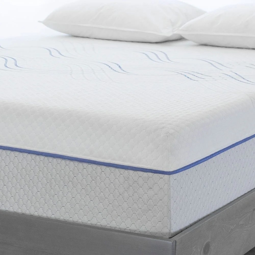 Foam Or Latex Mattresses Kotter Home 12 Inch Gel Memory Foam And Latex Mattress Twin