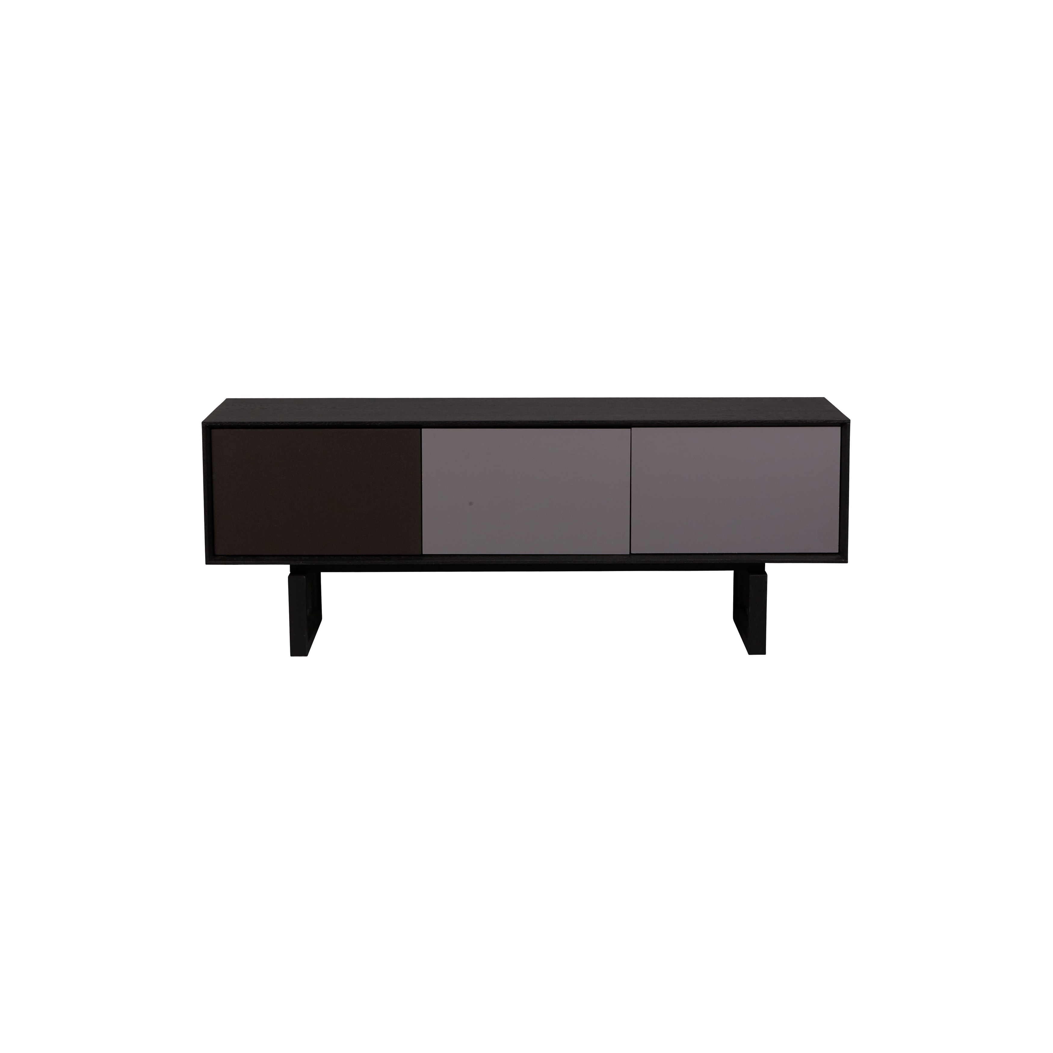 Tv Sideboard Modern Romania Black And Grey European Modern Tv Cabinet