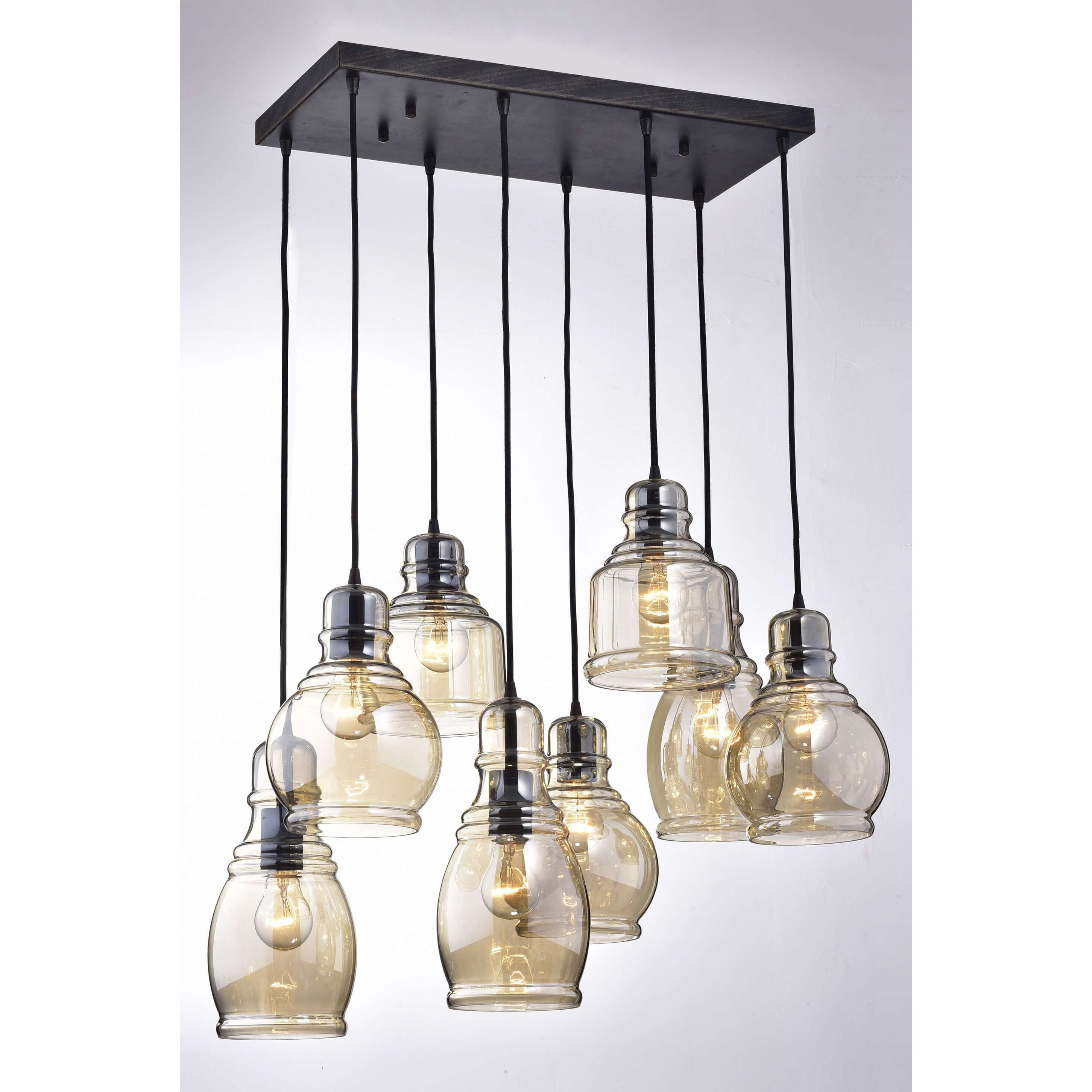 Pendant Lighting Strick Bolton Yinka Antique Glass Pendant Lights