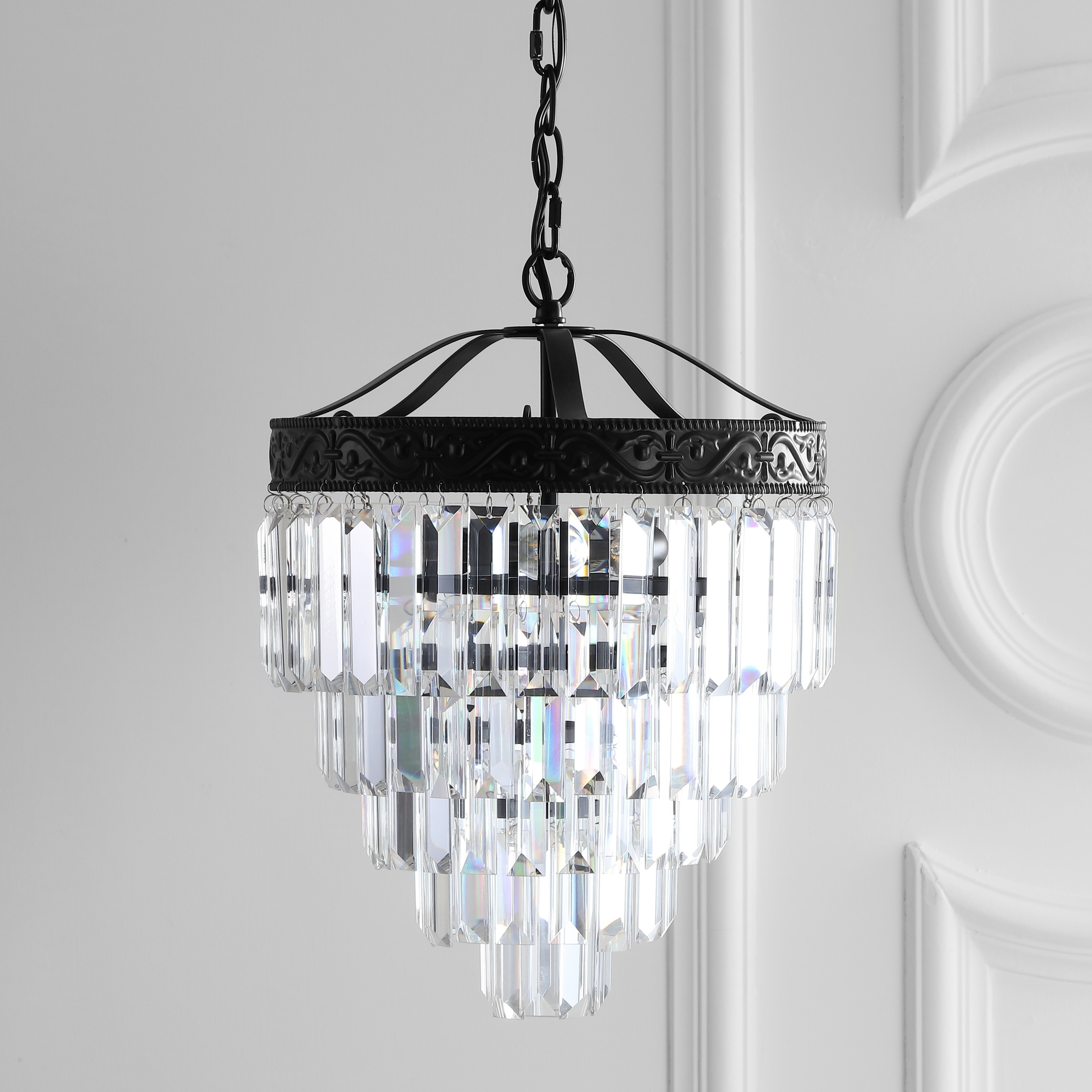 Led Chandelier Wyatt 12