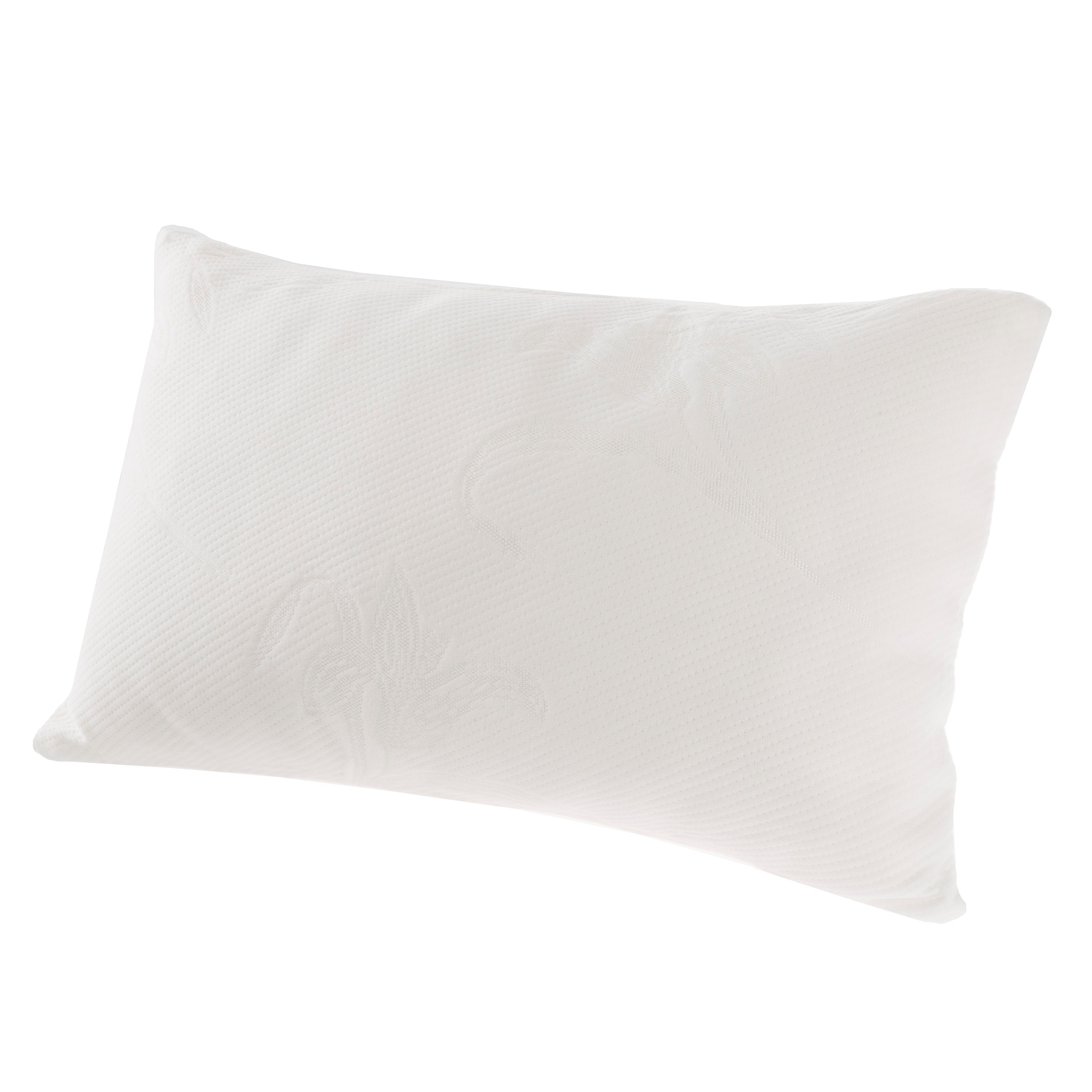 Firm Memory Foam Pillow Toddler Pillow Shredded Memory Foam Pillow Medium Firm 21 Inches X 14 Inches By Everyday Home
