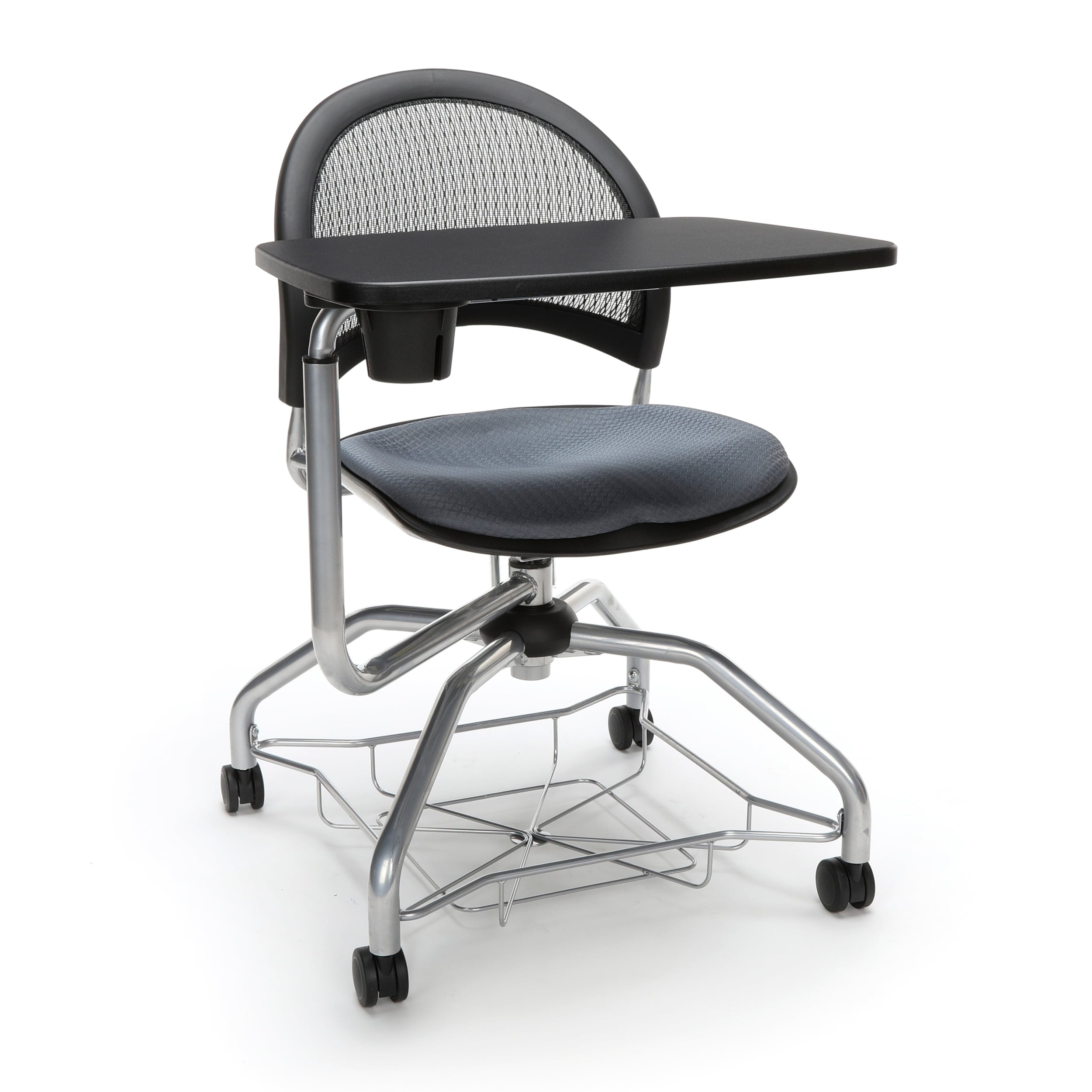 Desk Seat Ofm Moon Foresee Series Tablet Chair With Removable Seat Cushion Student Desk Chair 339t