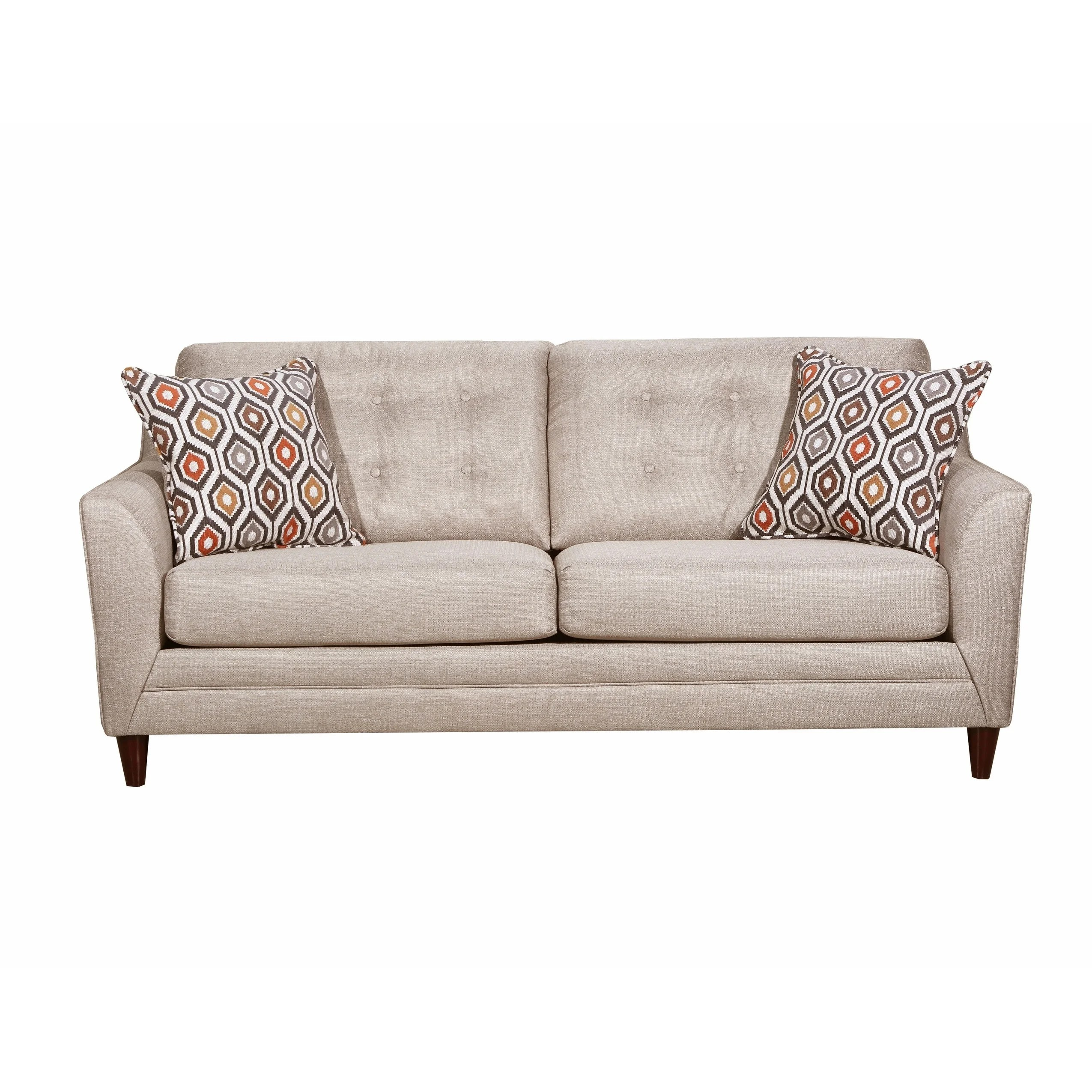 Jensen Sofa Bed Next Lane Essentials Jensen Linen Sofa